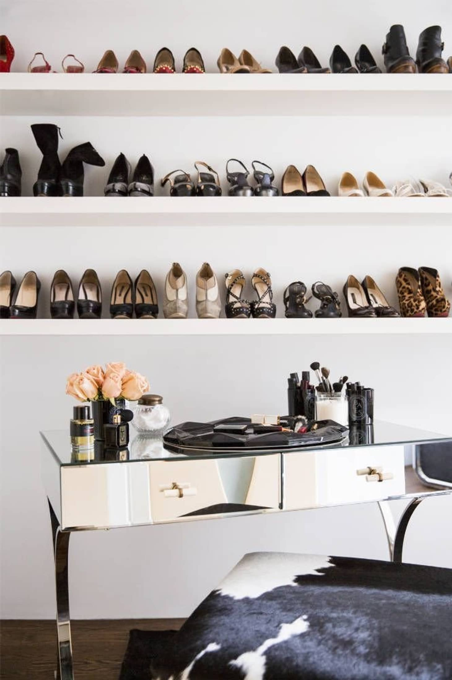 10 Clever Shoe Storage Ideas For Small Spaces Apartment Therapy