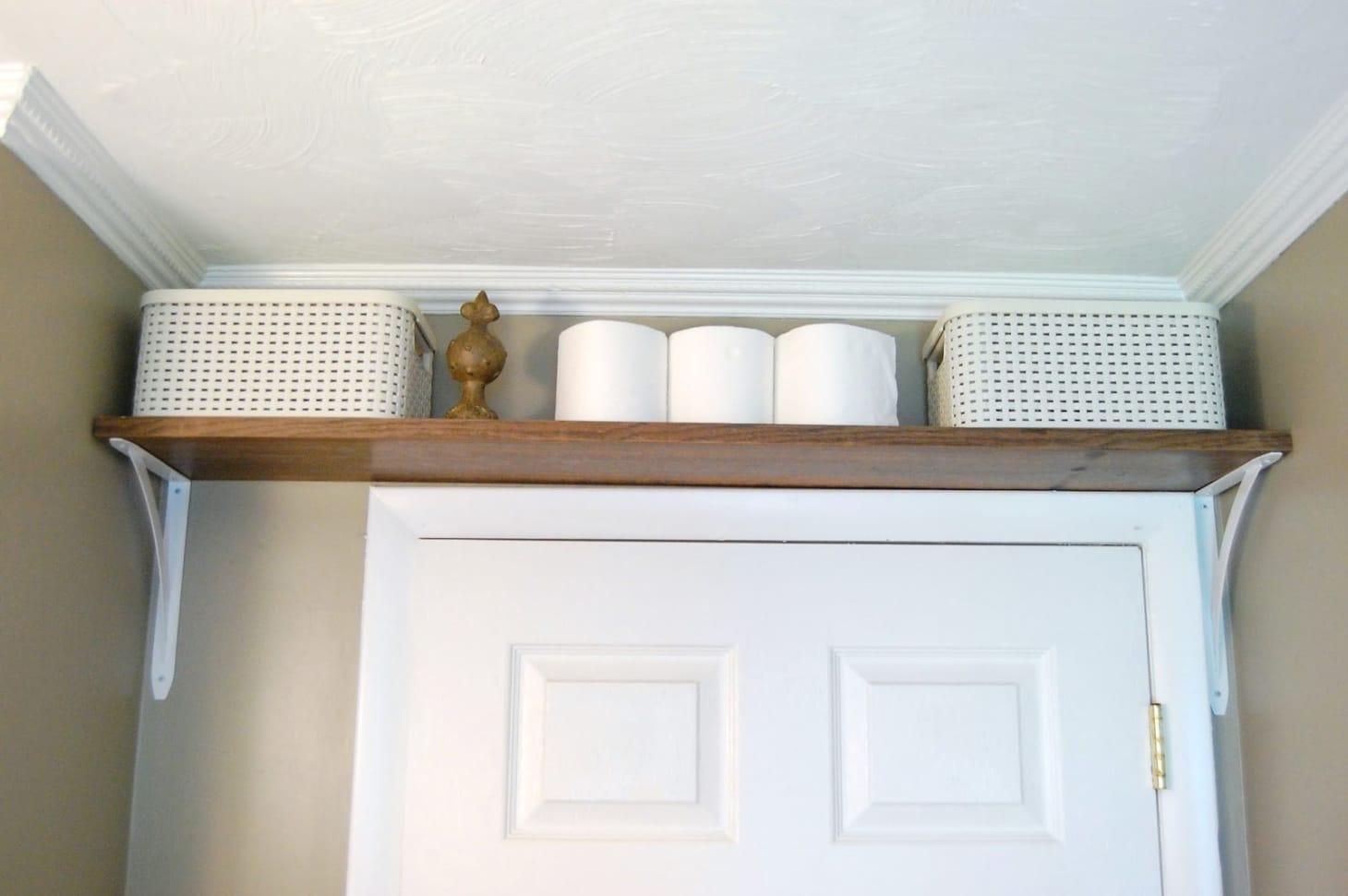 Bathroom Storage Ideas - Storage For Small Bathrooms ... on Small Apartment Bathroom Storage Ideas  id=98189