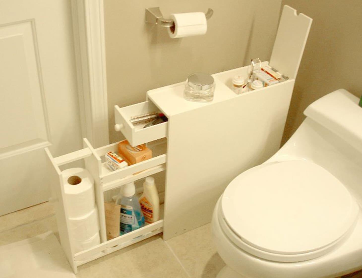 bathroom storage ideas  storage for small bathrooms