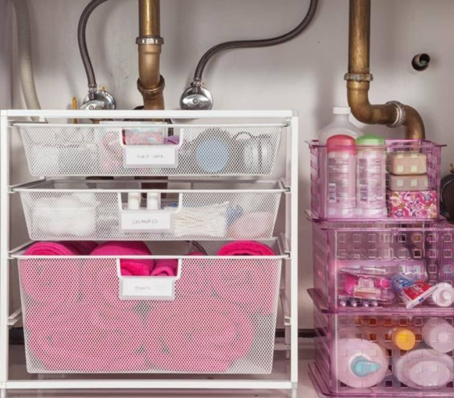 Bathroom Storage Ideas - Storage For Small Bathrooms ... on Small Apartment Bathroom Storage Ideas  id=73257