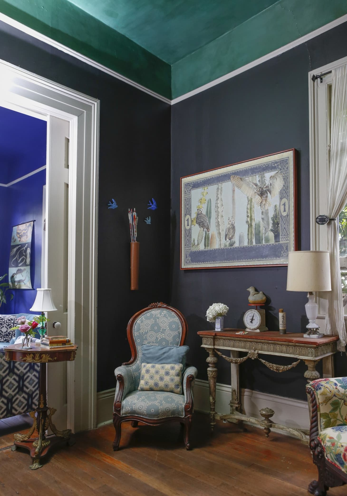 Tackling the Fifth Wall: How To Choose Ceiling Paint Color ...