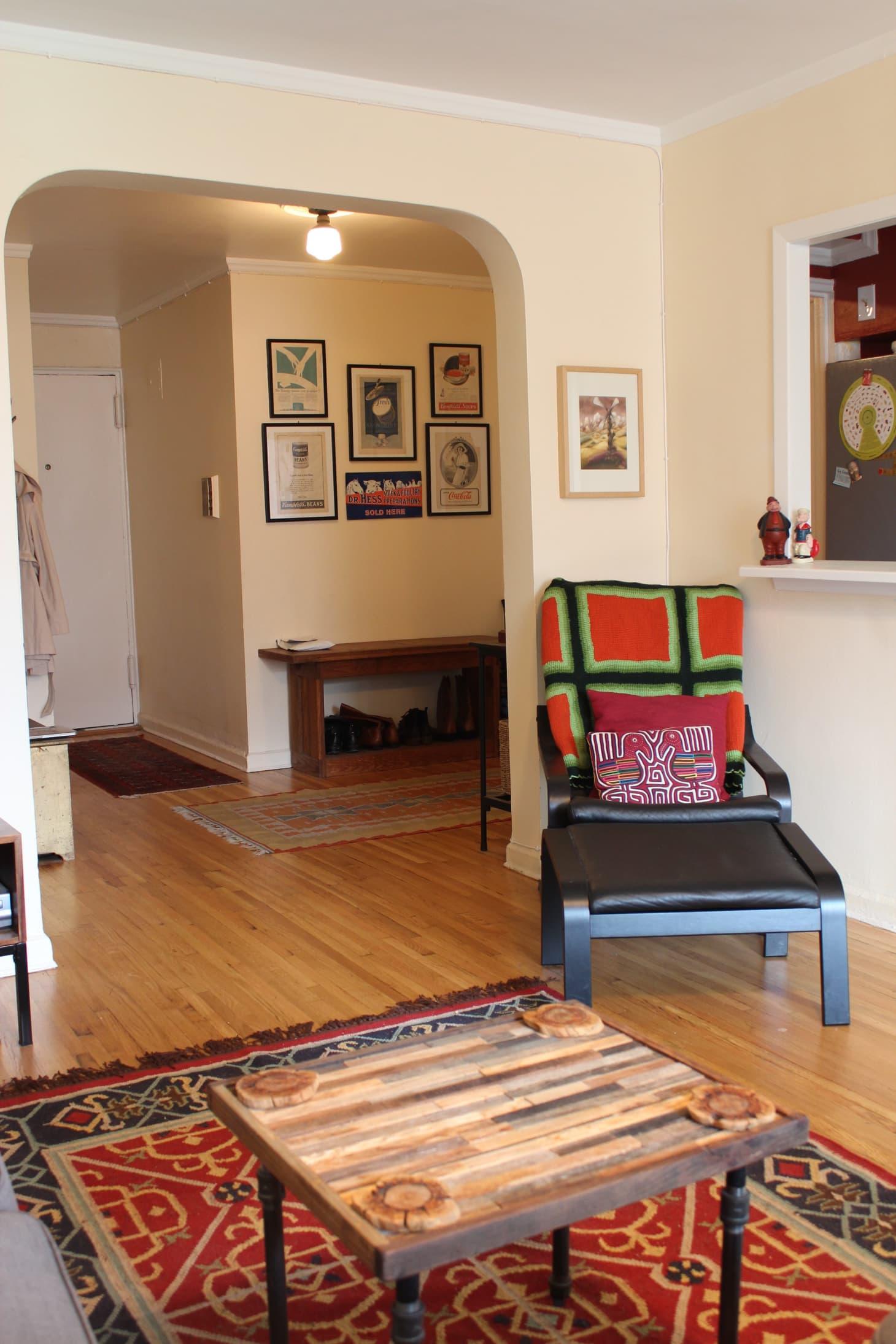 House Tour Alex Amp Jesse S Artful Adventures Apartment