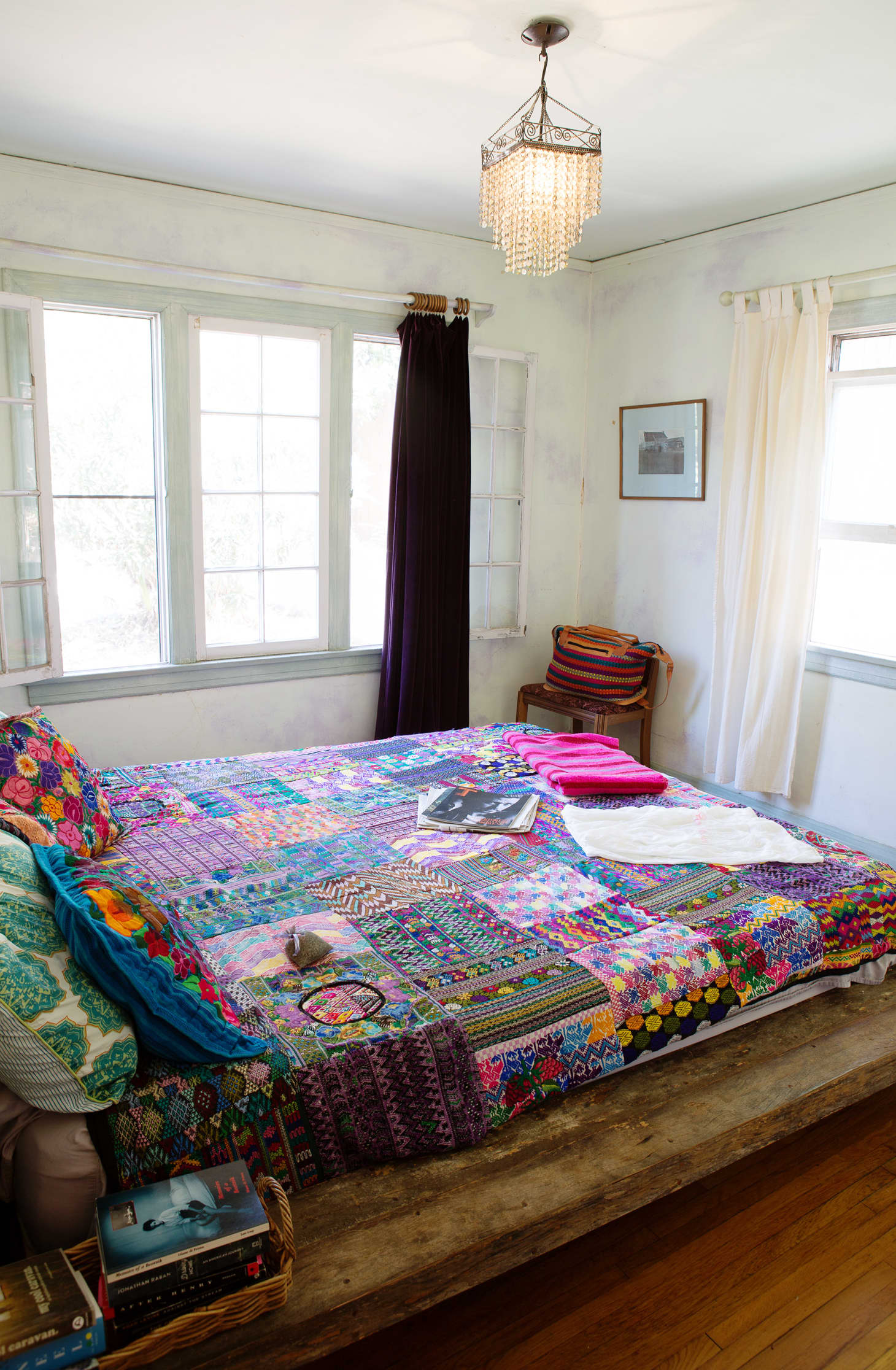 Bohemian-Style Master Bedrooms: 10 Ideas to Steal ...