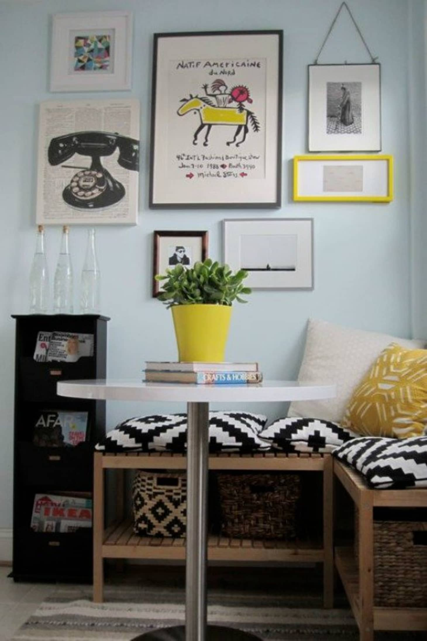 Ikea Molger Bench Ideas Hacks Apartment Therapy