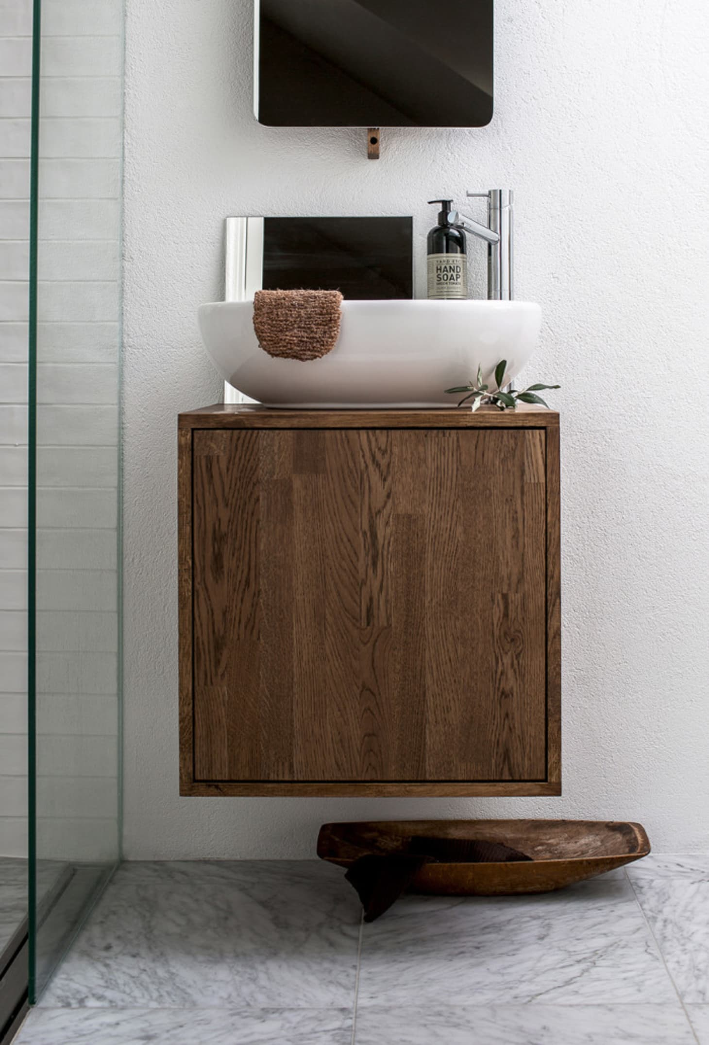 Stylish Remodeling Ideas for Small Bathrooms | Apartment ... on Small Apartment Bathroom Storage Ideas  id=90600