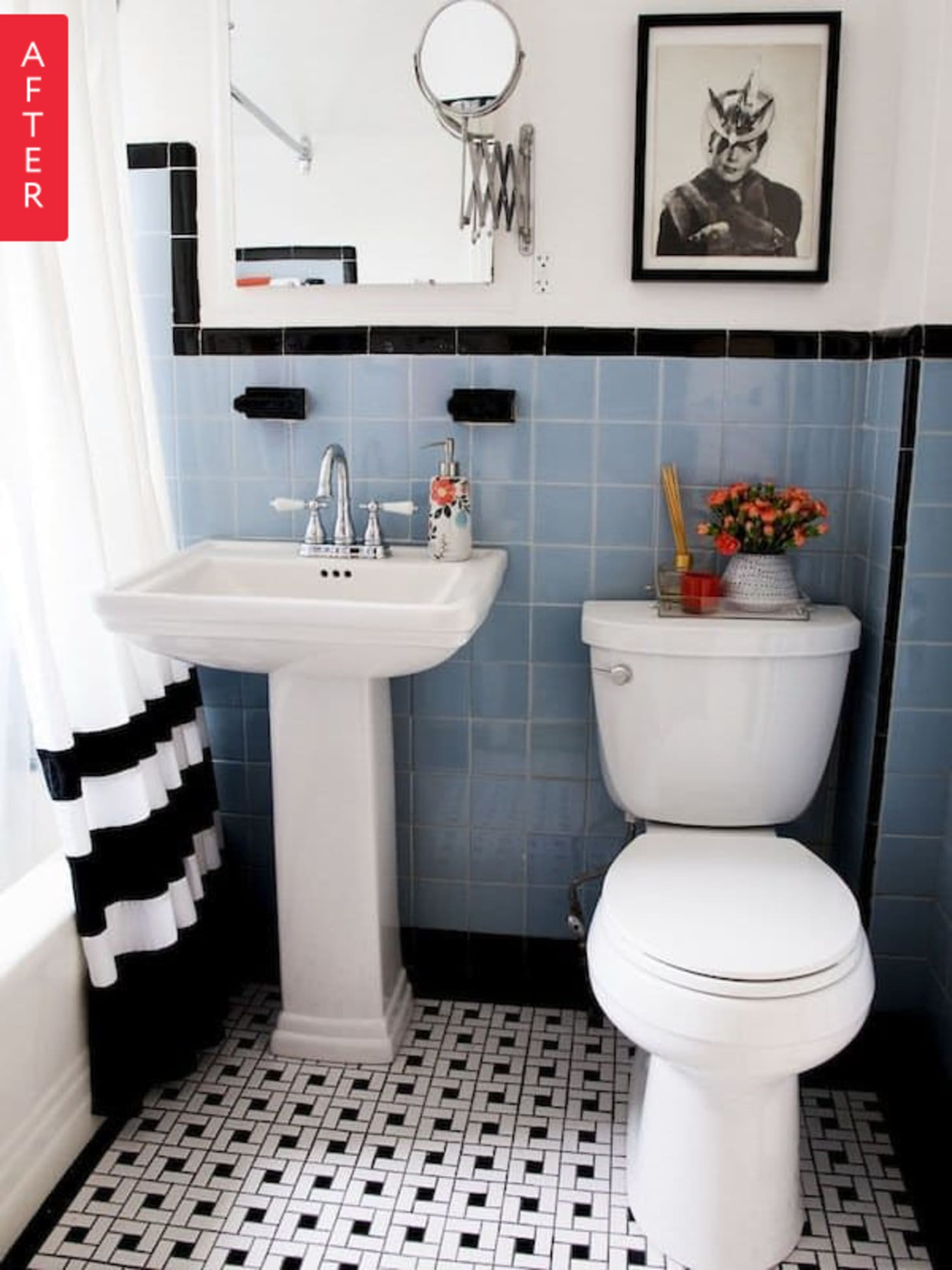 title | Vintage Bathroom Tile Ideas