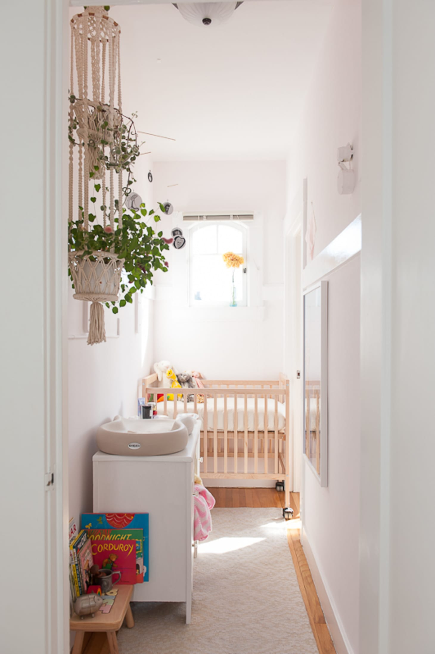 Nursery Room: How To Fit A Nursery Into Your Very Small Space