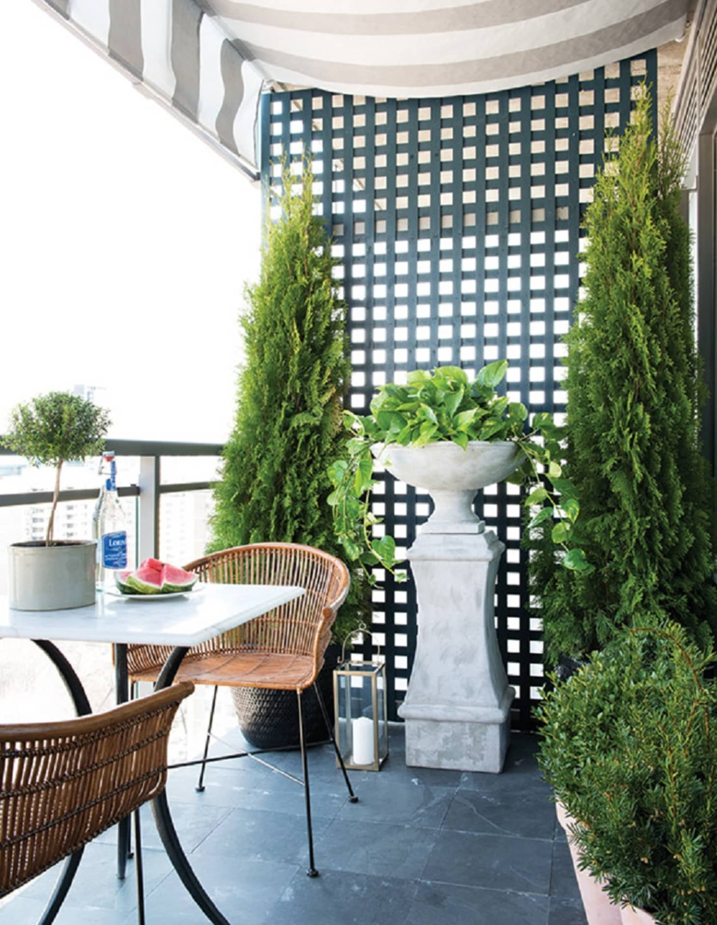 Privacy Fences Amp Screens You Can Make Yourself Apartment