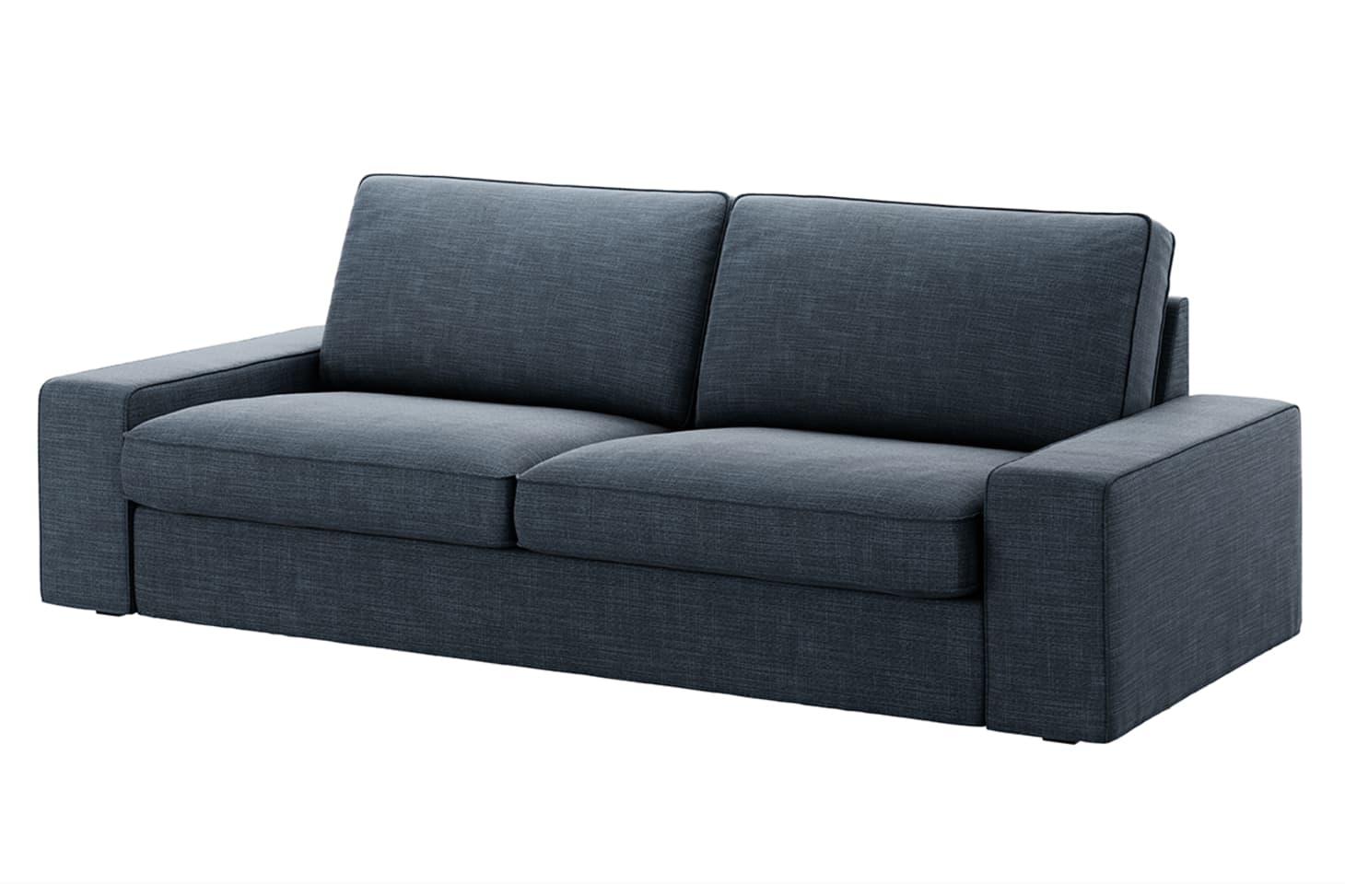 The best most comfortable ikea sofas apartment therapy - Best sectionals for apartments ...