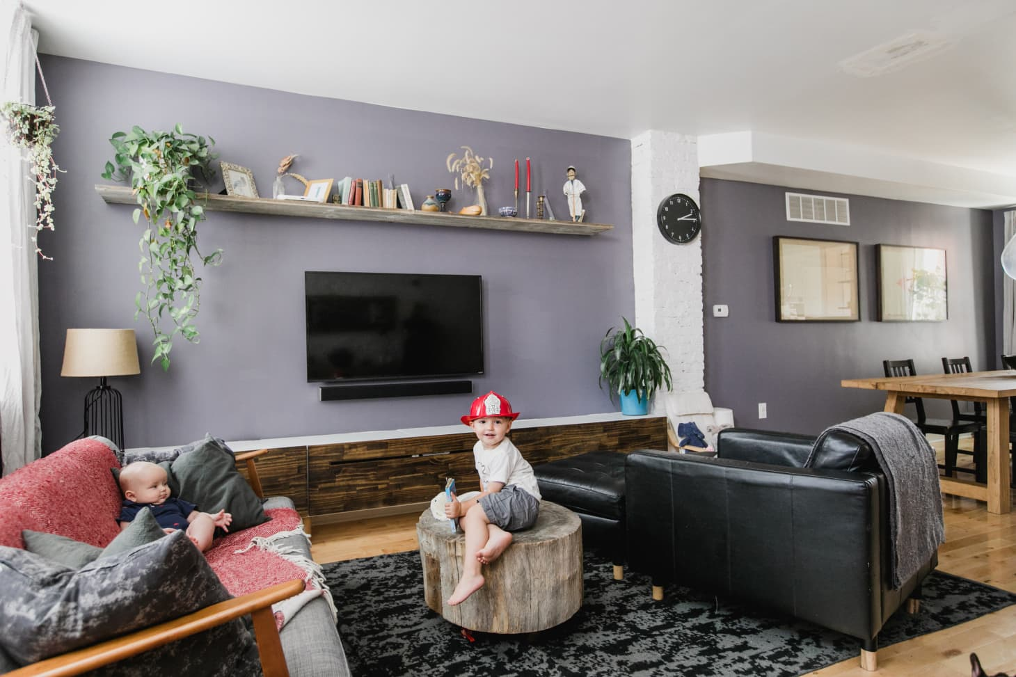 We Found the Best Purple Paint Color for Interiors ...