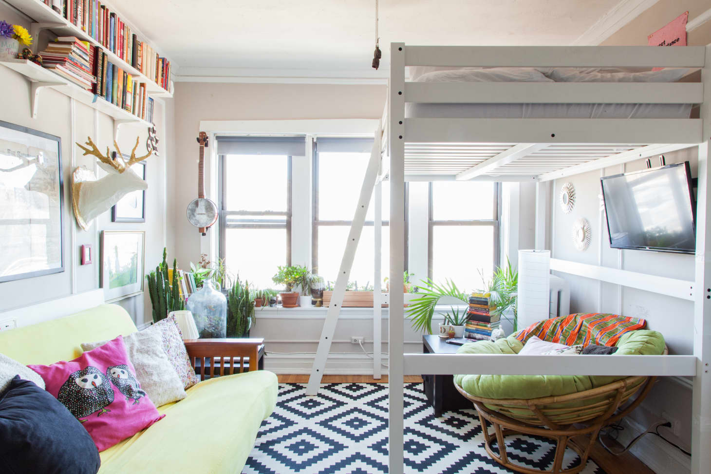 How to Make a Bedroom in a Studio Apartment   Apartment ...