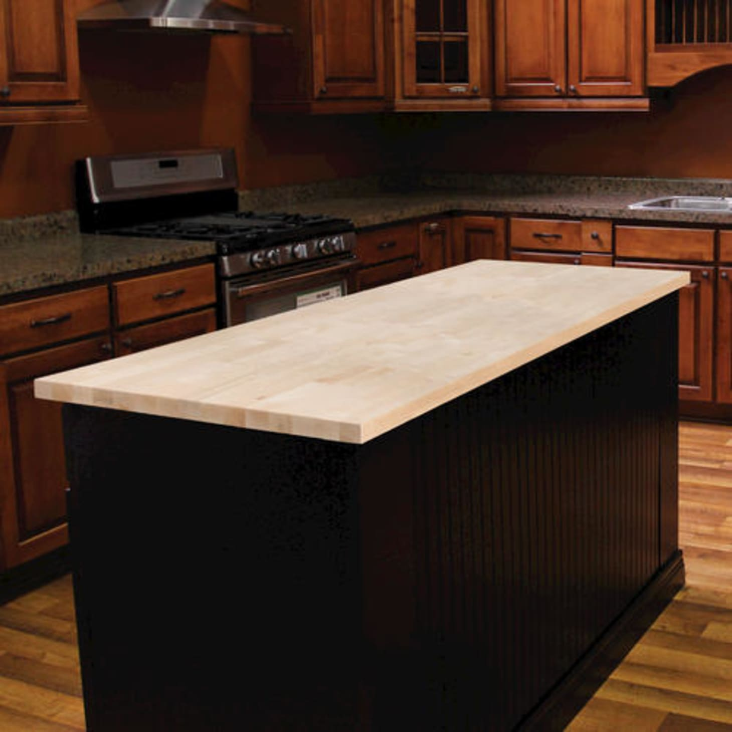 Butcher Block Countertops Are Beauty On A Budget