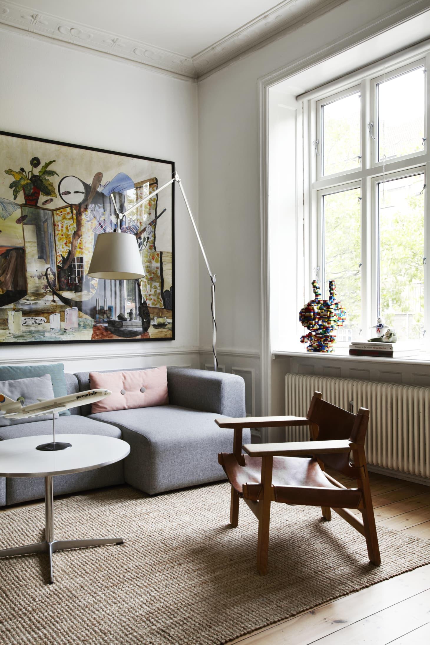 Scandinavian Living Room: Scandinavian Living Rooms
