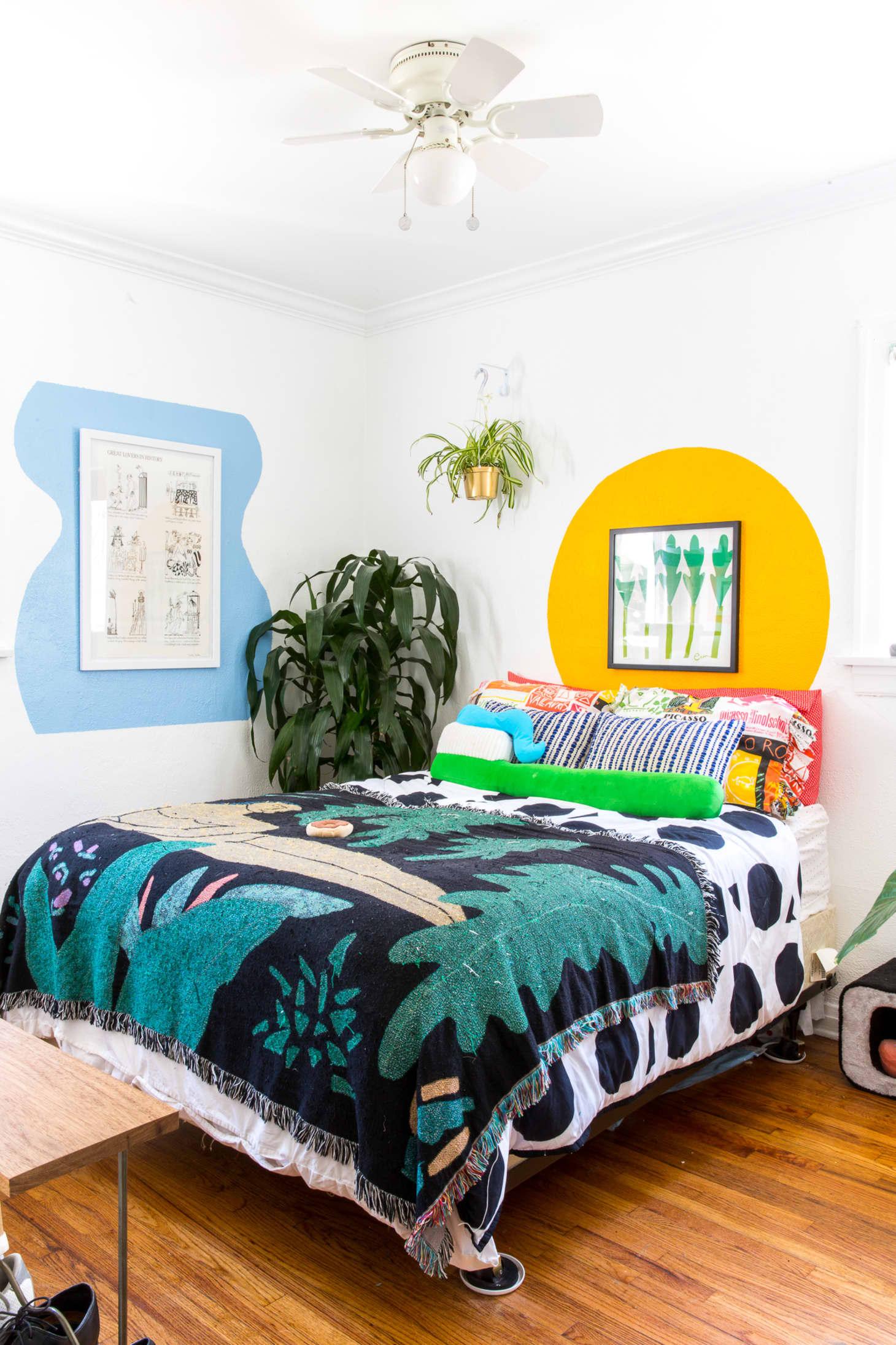 Room Decor Ideas Bedroom Couple Night Stands