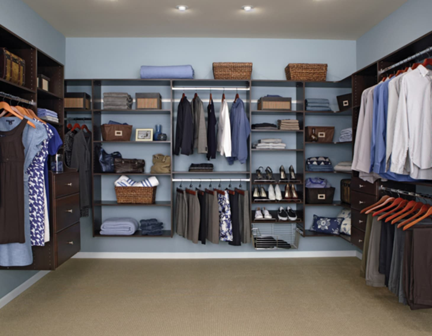 DIY Closet Systems You Can Easily Install Yourself ...
