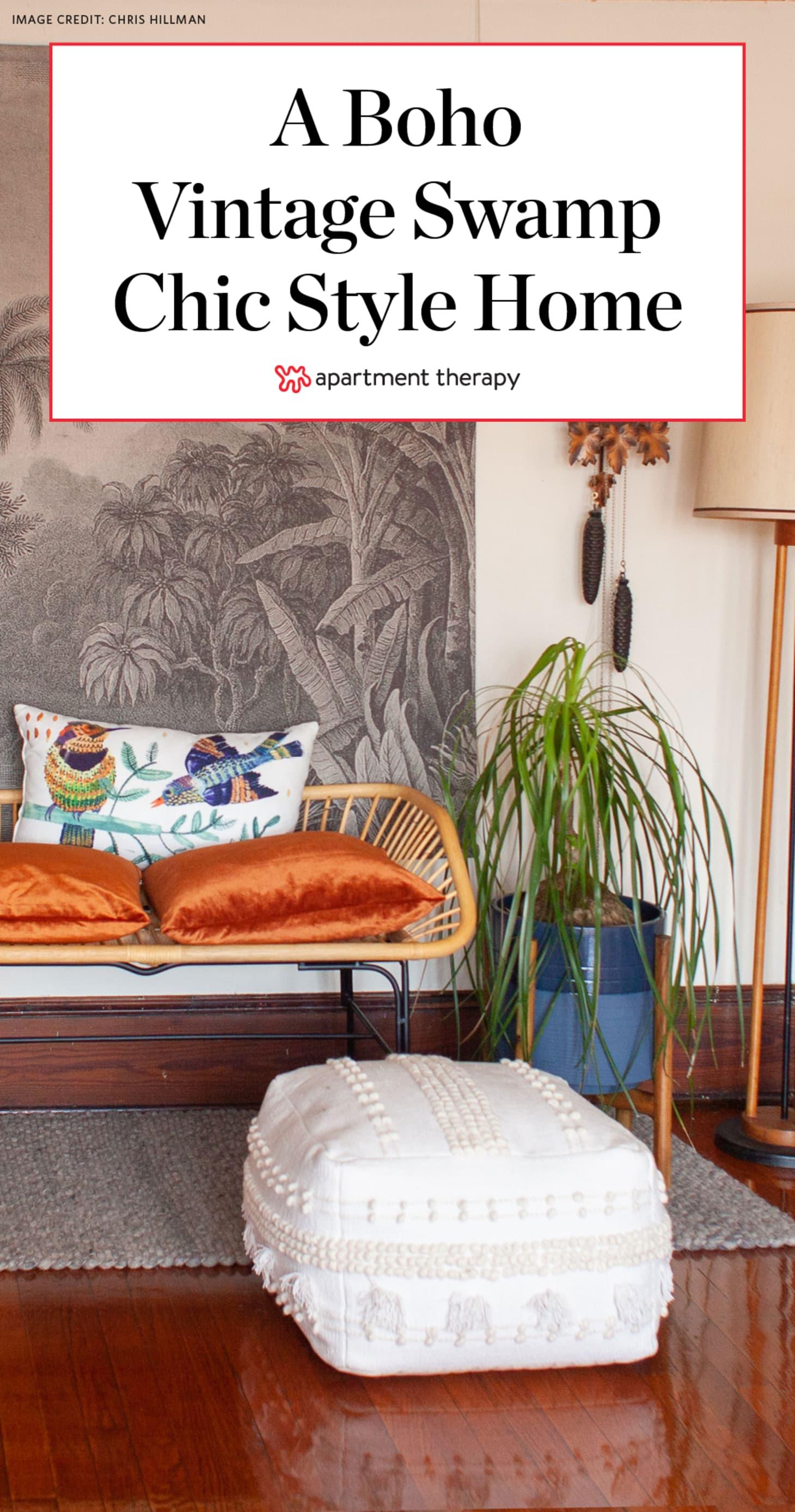 Bohemian Vintage Chic Florida Rental House | Apartment Therapy