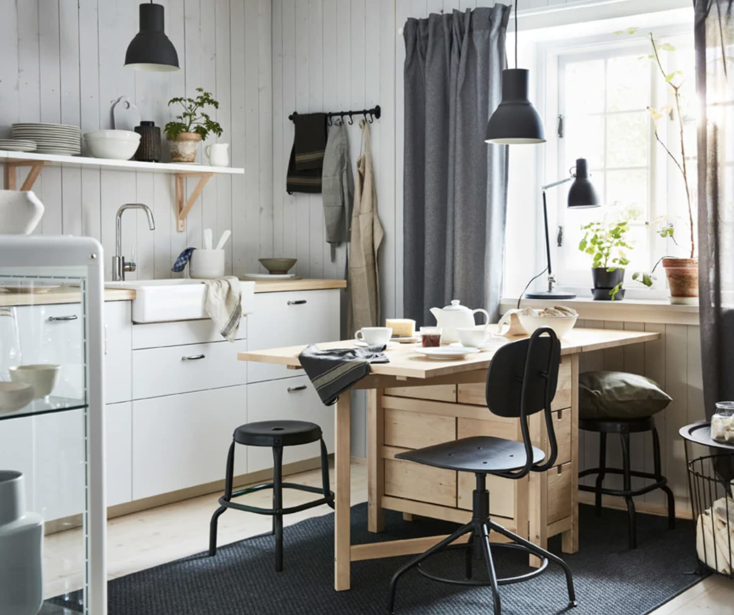 Dining Room Ideas Ikea: Clever Dining Room Design Ideas To Steal From IKEA