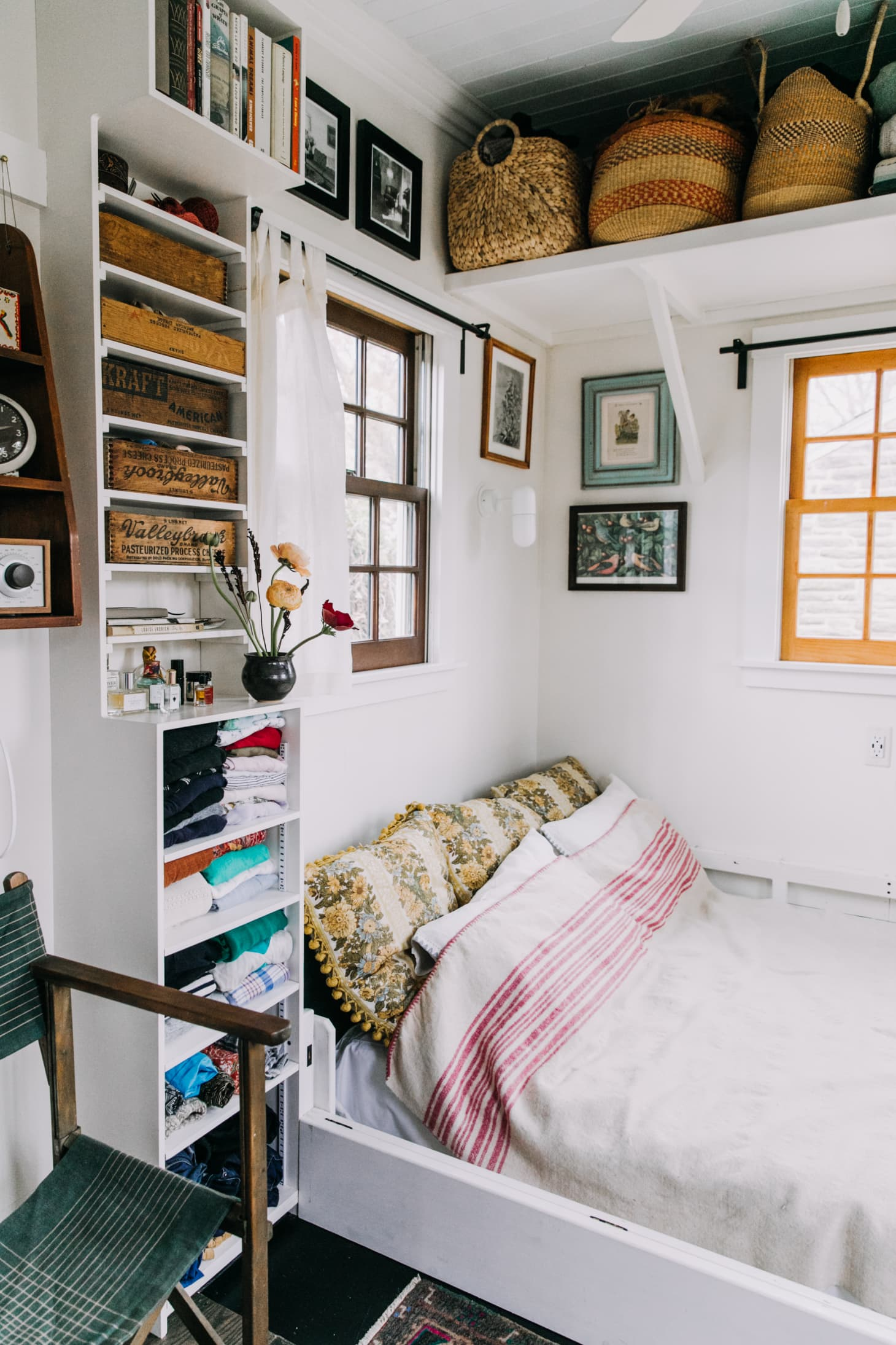 Smartest Small Space Storage Ideas   Apartment Therapy