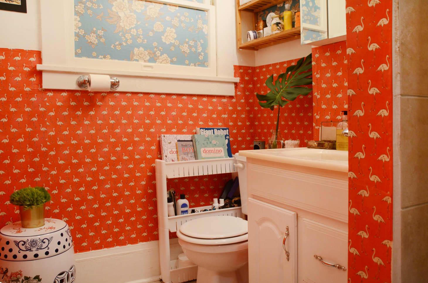 25 Small Bathroom Storage & Design Ideas - Storage ... on Small Apartment Bathroom  id=89634