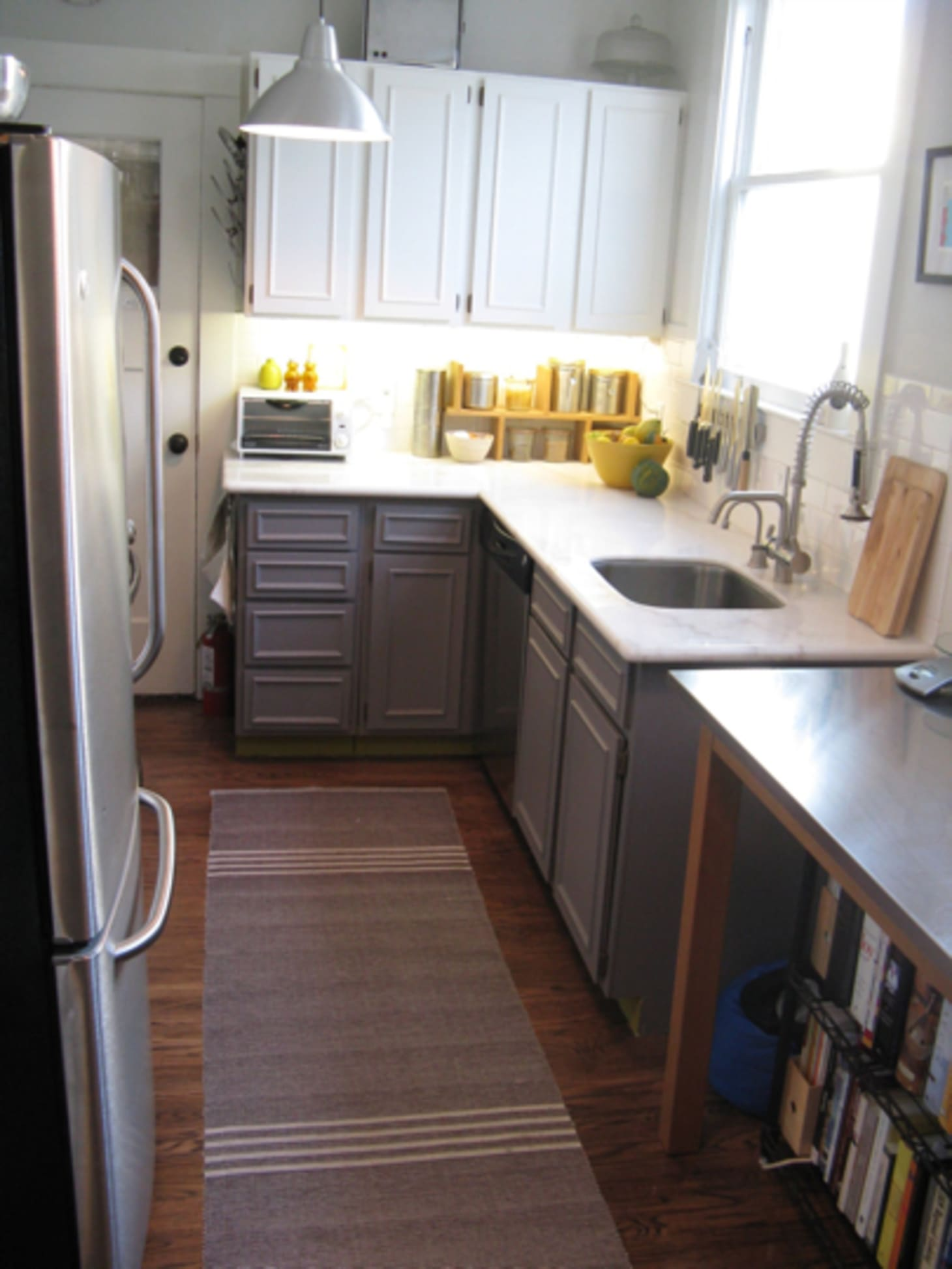 Kitchen Tour: A Lovely 'Before' From Rena And Derek