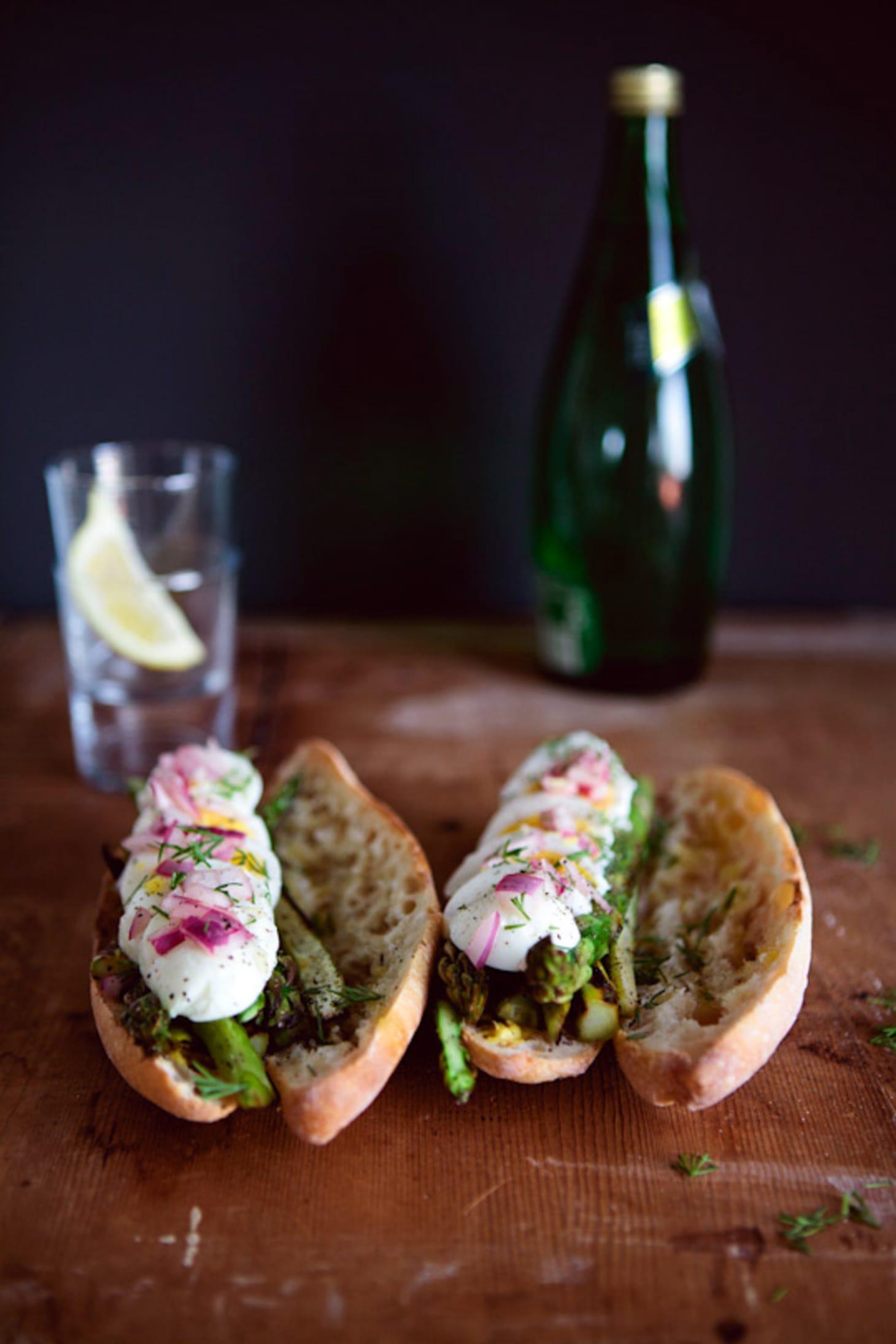 Best Pickled Asparagus Recipe