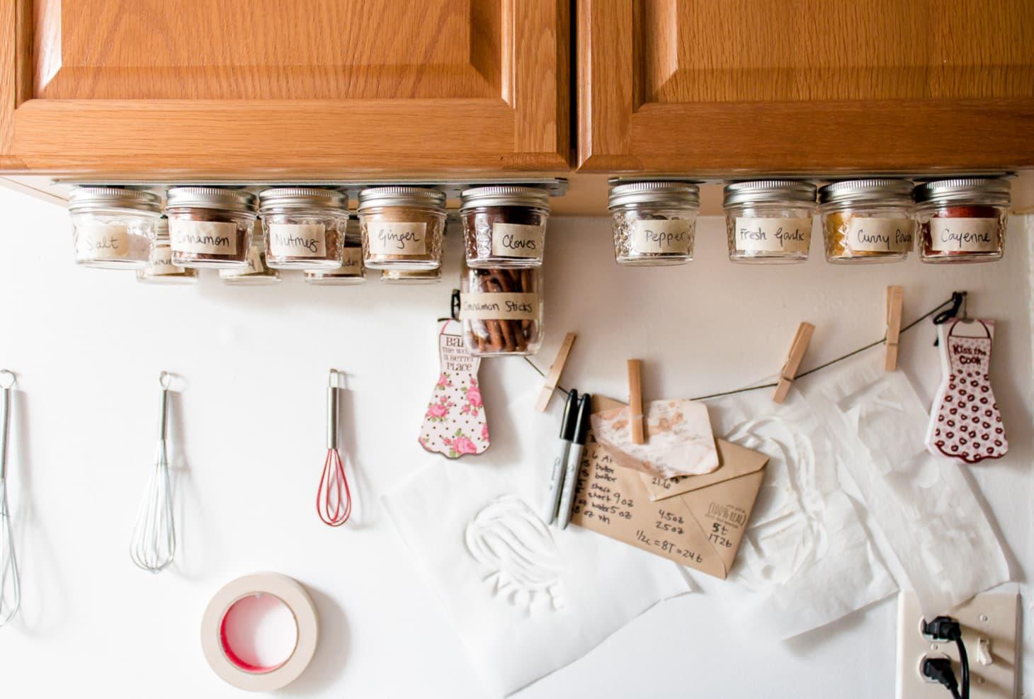 Storage Ideas for Small Kitchens | Kitchn - photo#44