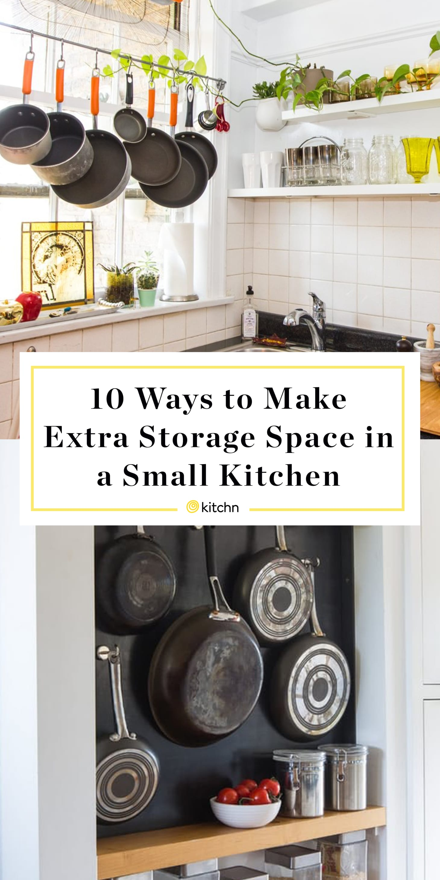 Storage Ideas for Small Kitchens | Kitchn - photo#34