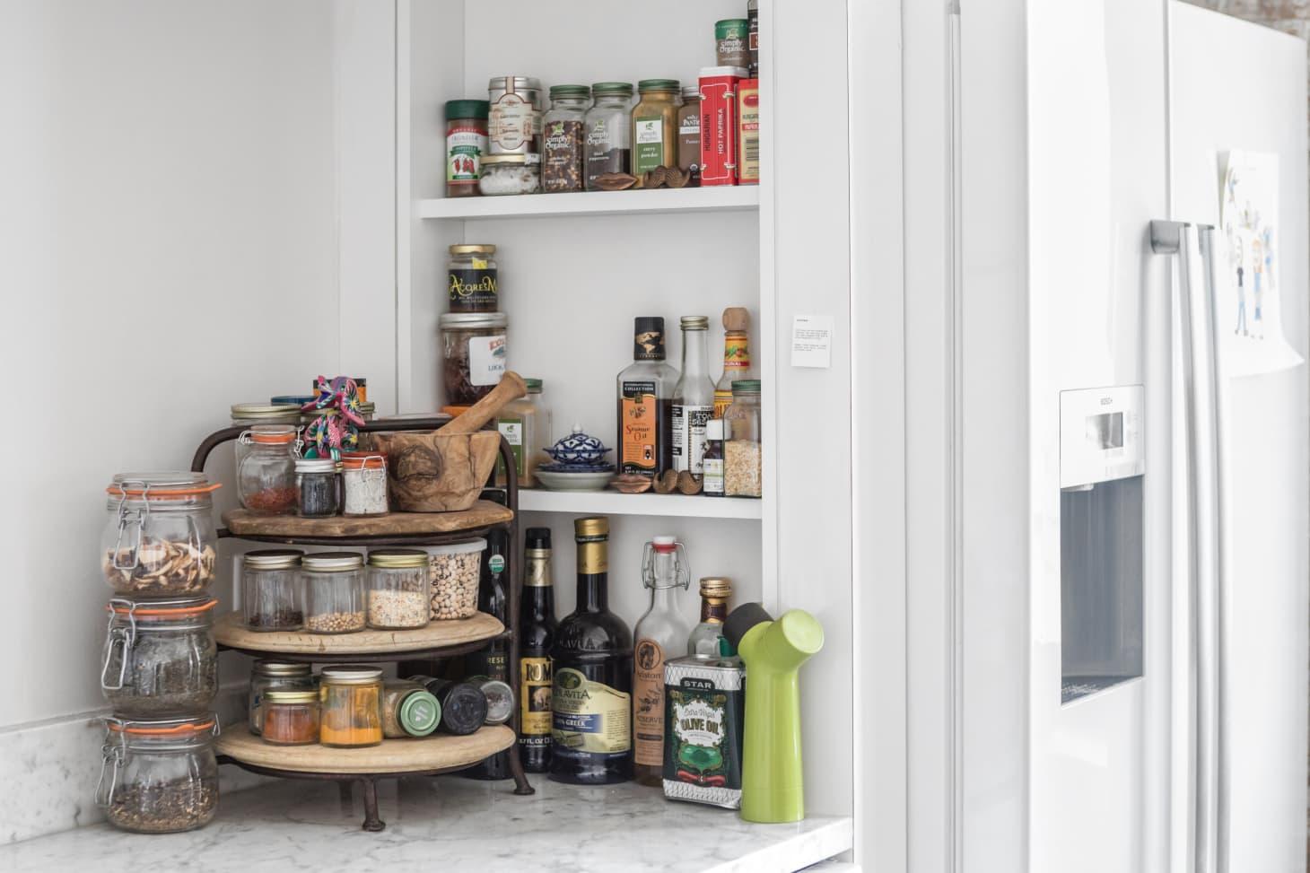 Storage Ideas for Small Kitchens | Kitchn - photo#19