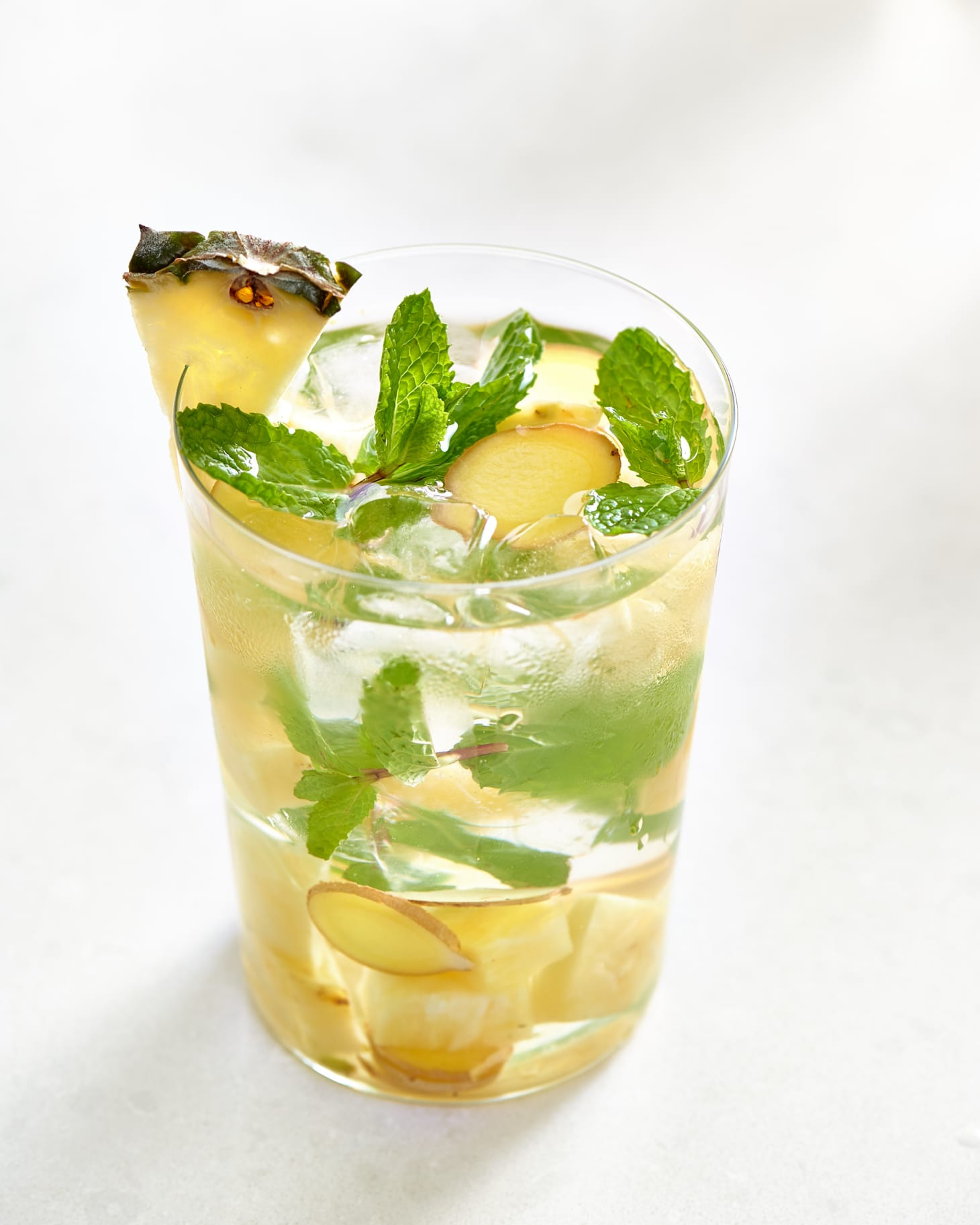 Infused Water Recipes - Fruit Herb Infused Water