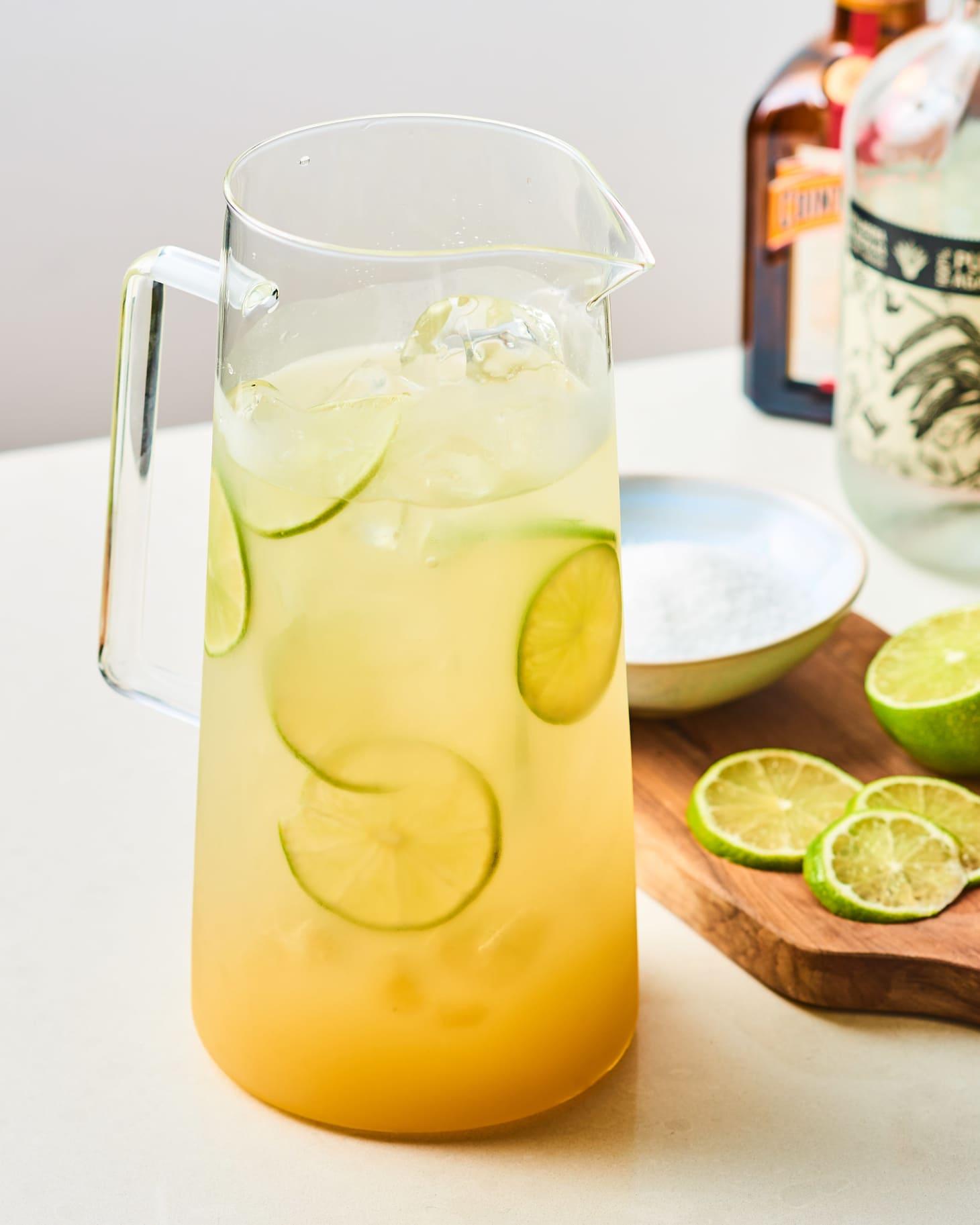 The Best, Easy Margarita Pitcher Recipe