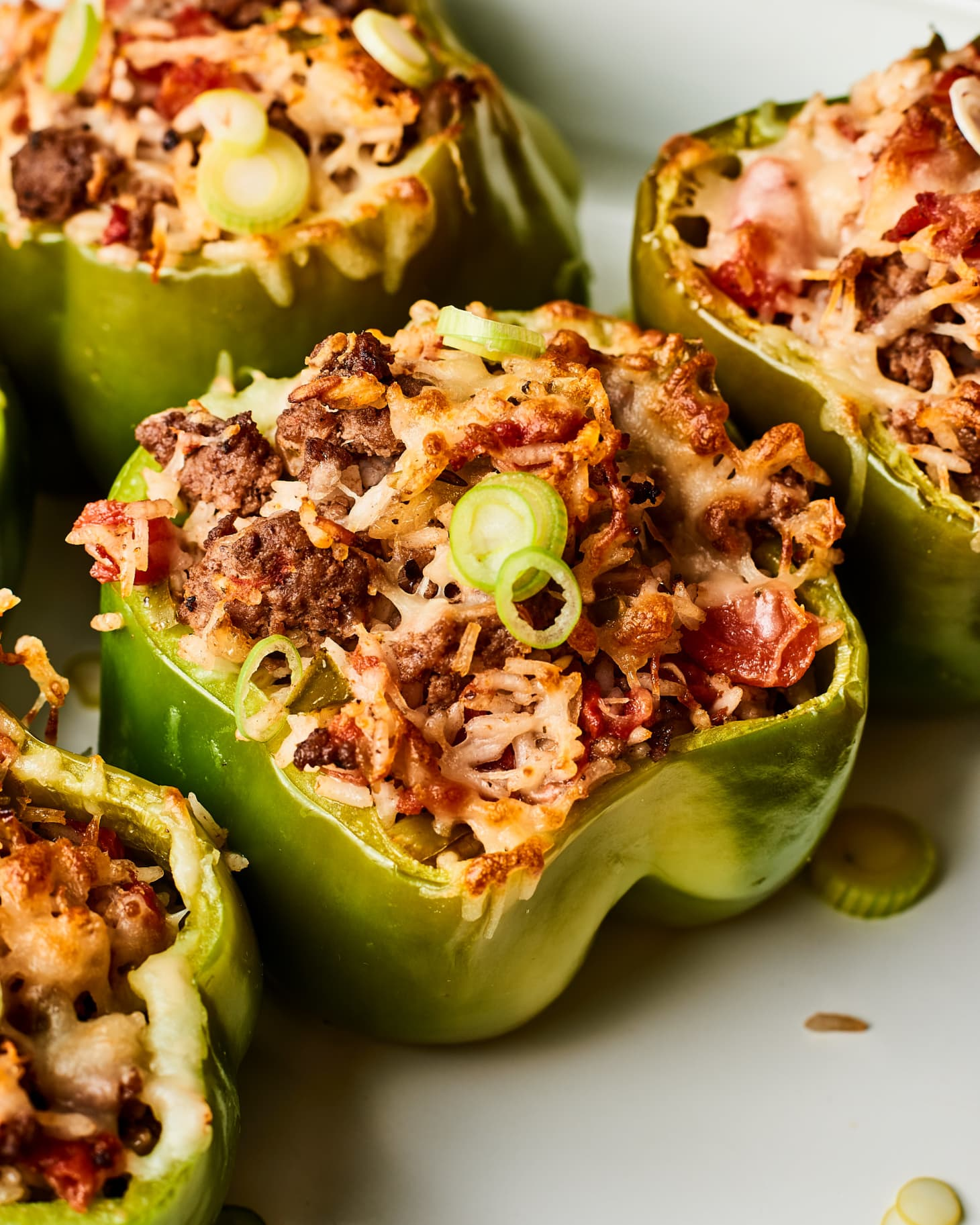 Stuffed Peppers In Microwave Oven: How To Make Stuffed Peppers