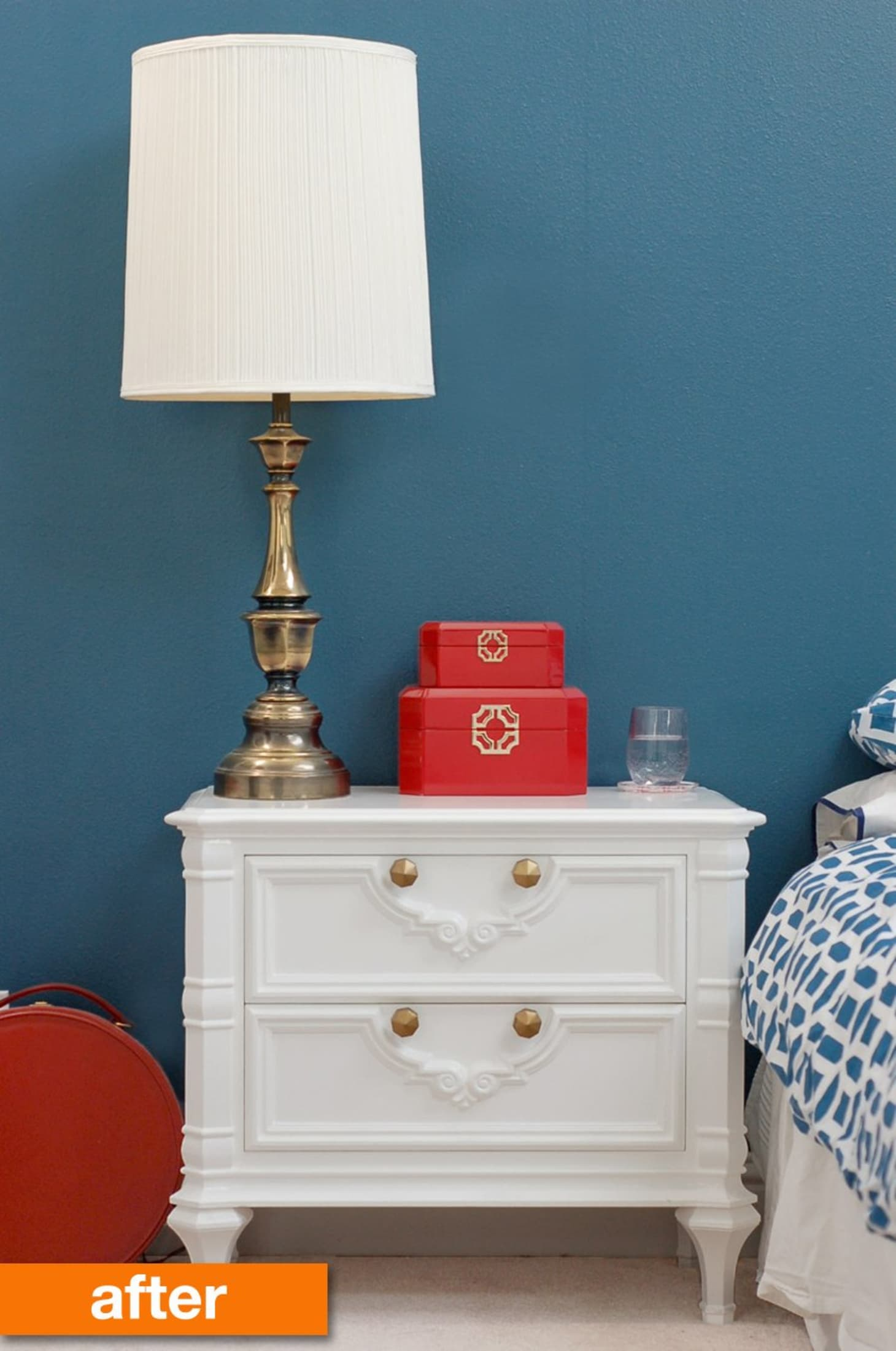 Makeover Your Nightstands With These Diy Ideas Apartment