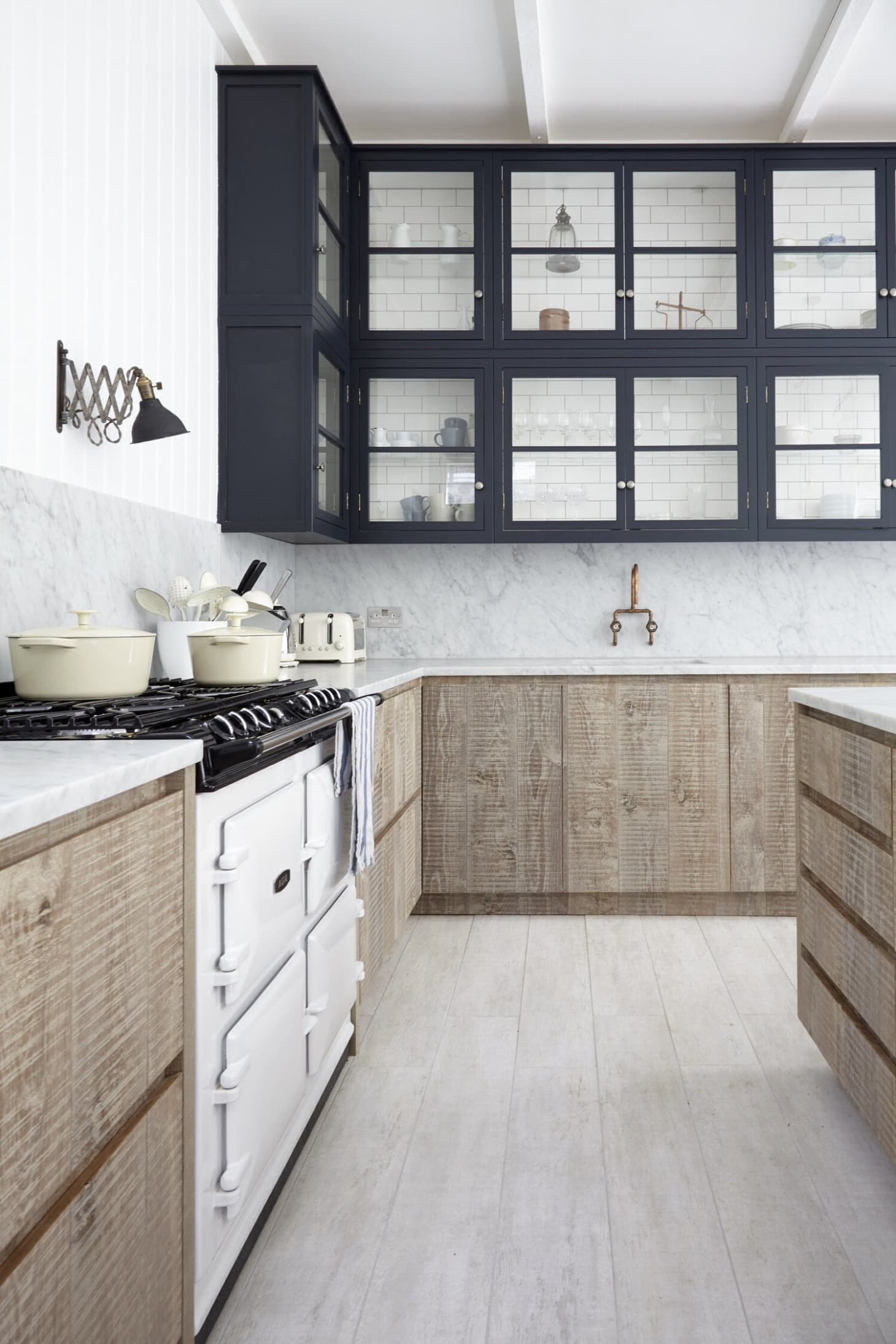 Unusual Kitchen Cabinet Designs That You May Just Fall In