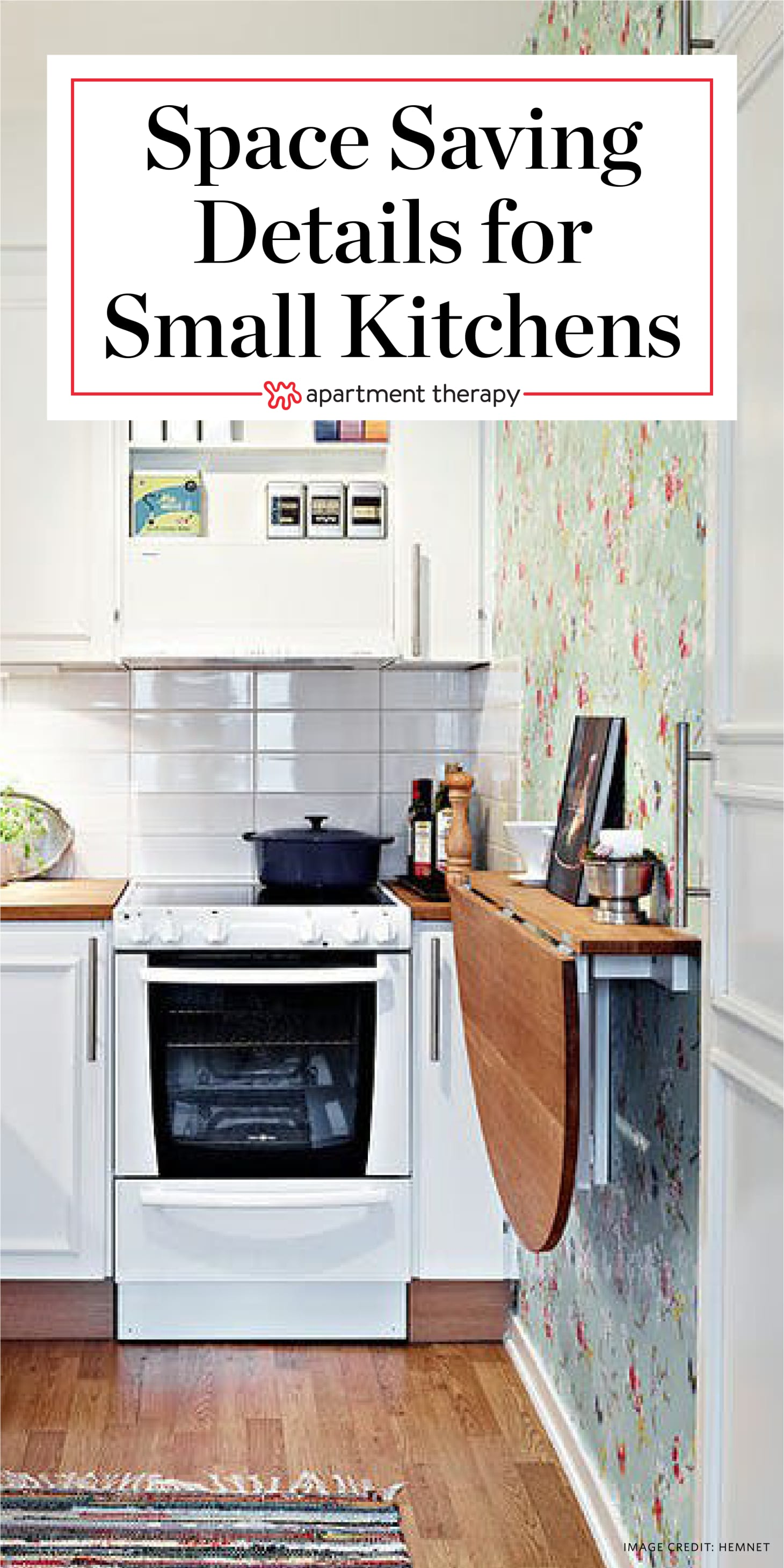 Genius Kitchens: Space Saving Details for Small Kitchens | Apartment ...