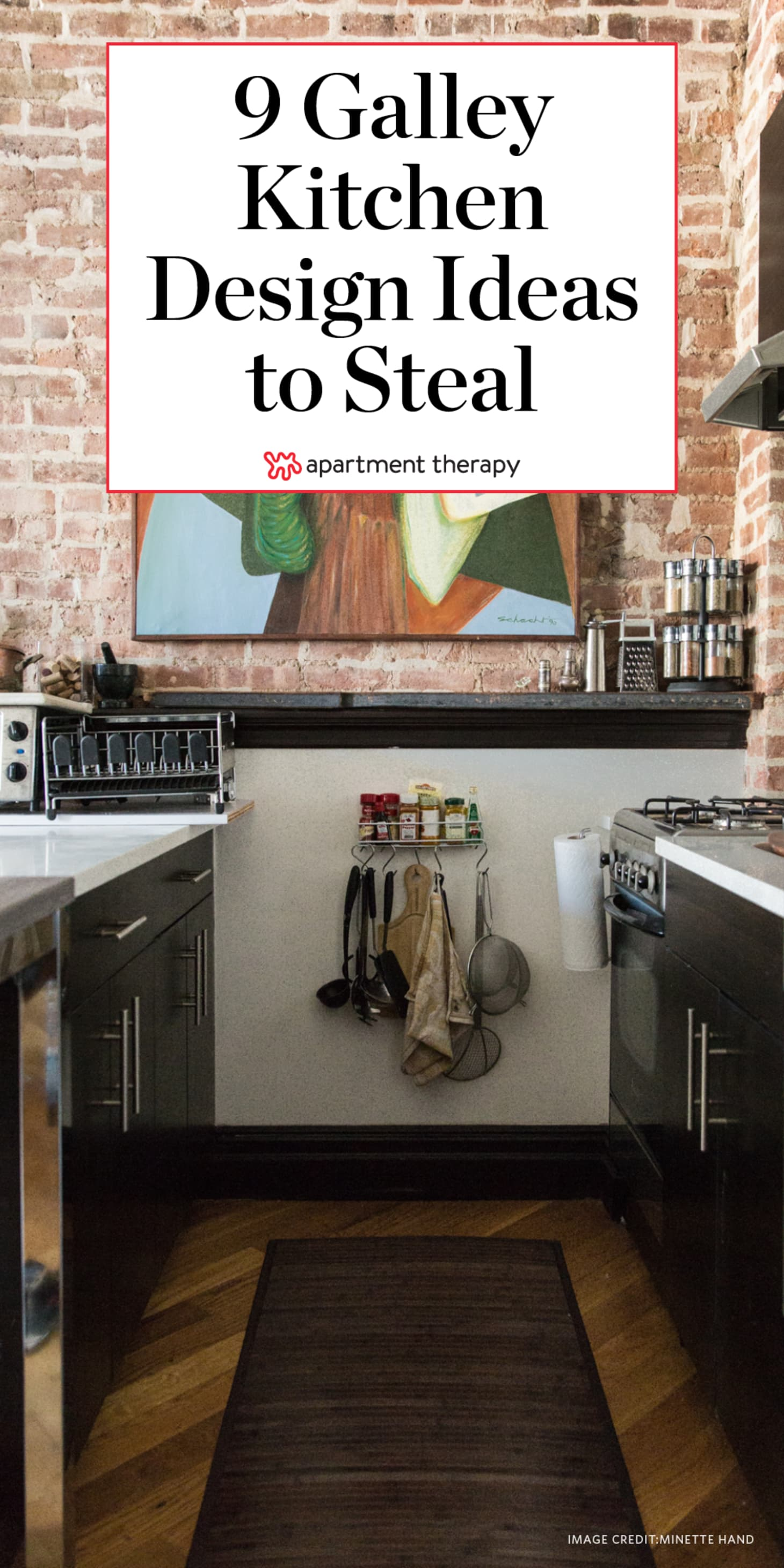 Etonnant Make It Work: 9 Smart Design Solutions For Narrow Galley Kitchens