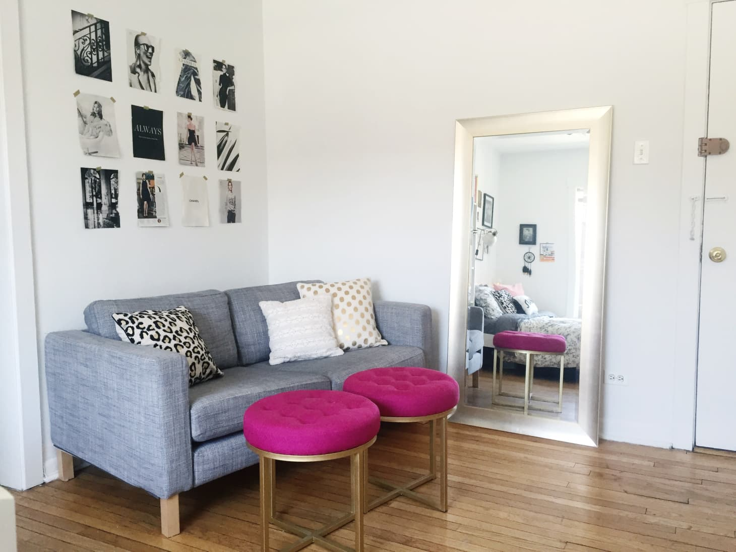 Best couch option for studio apartment