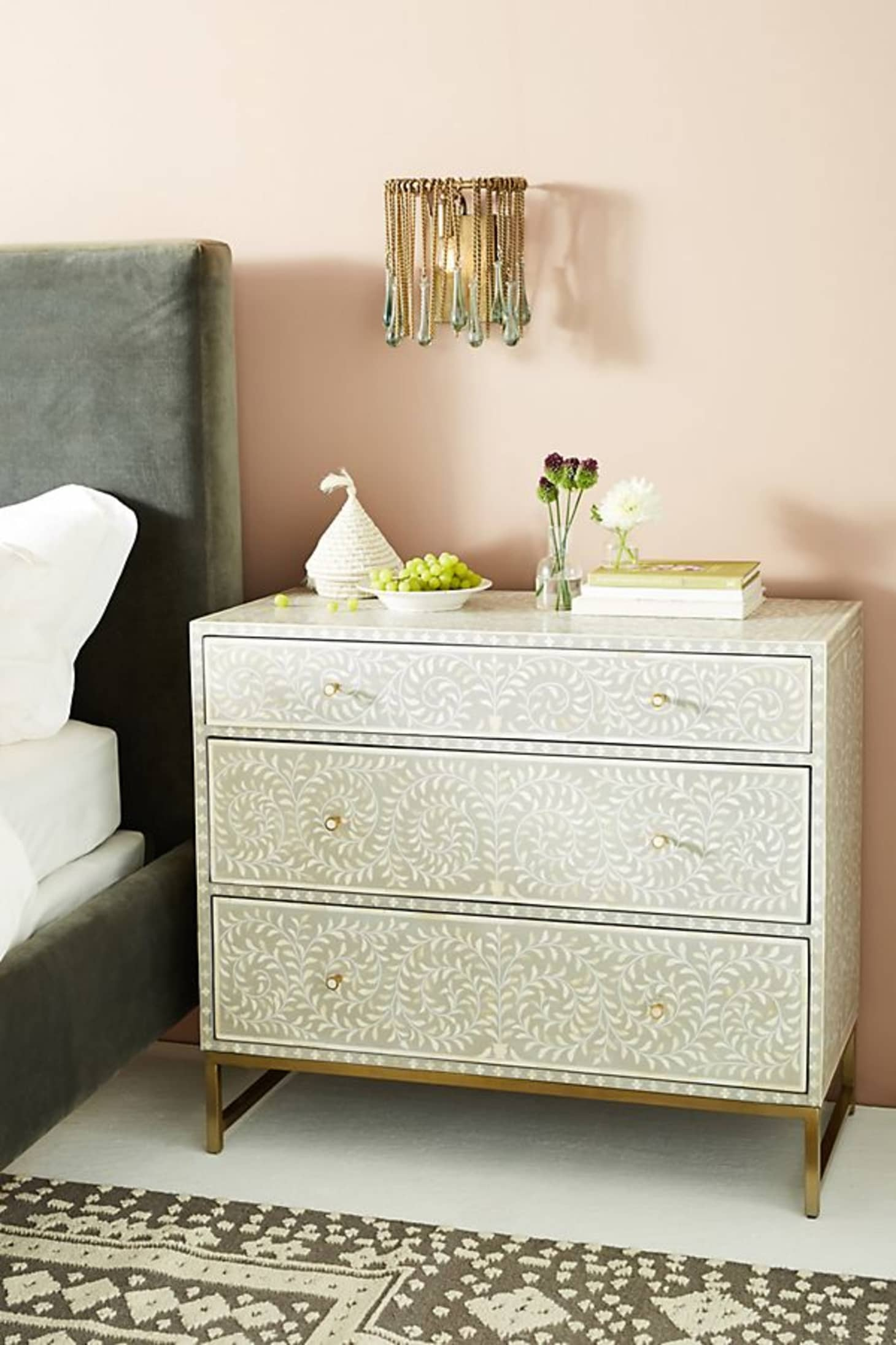 Bone Inlay Budget Diy Furniture Projects Apartment Therapy