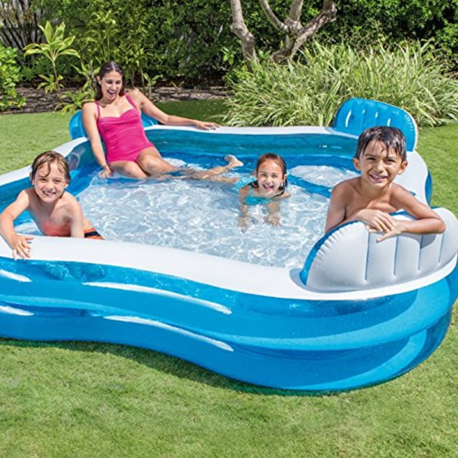 The Best Portable Pools For Every Size Backyard Apartment Therapy