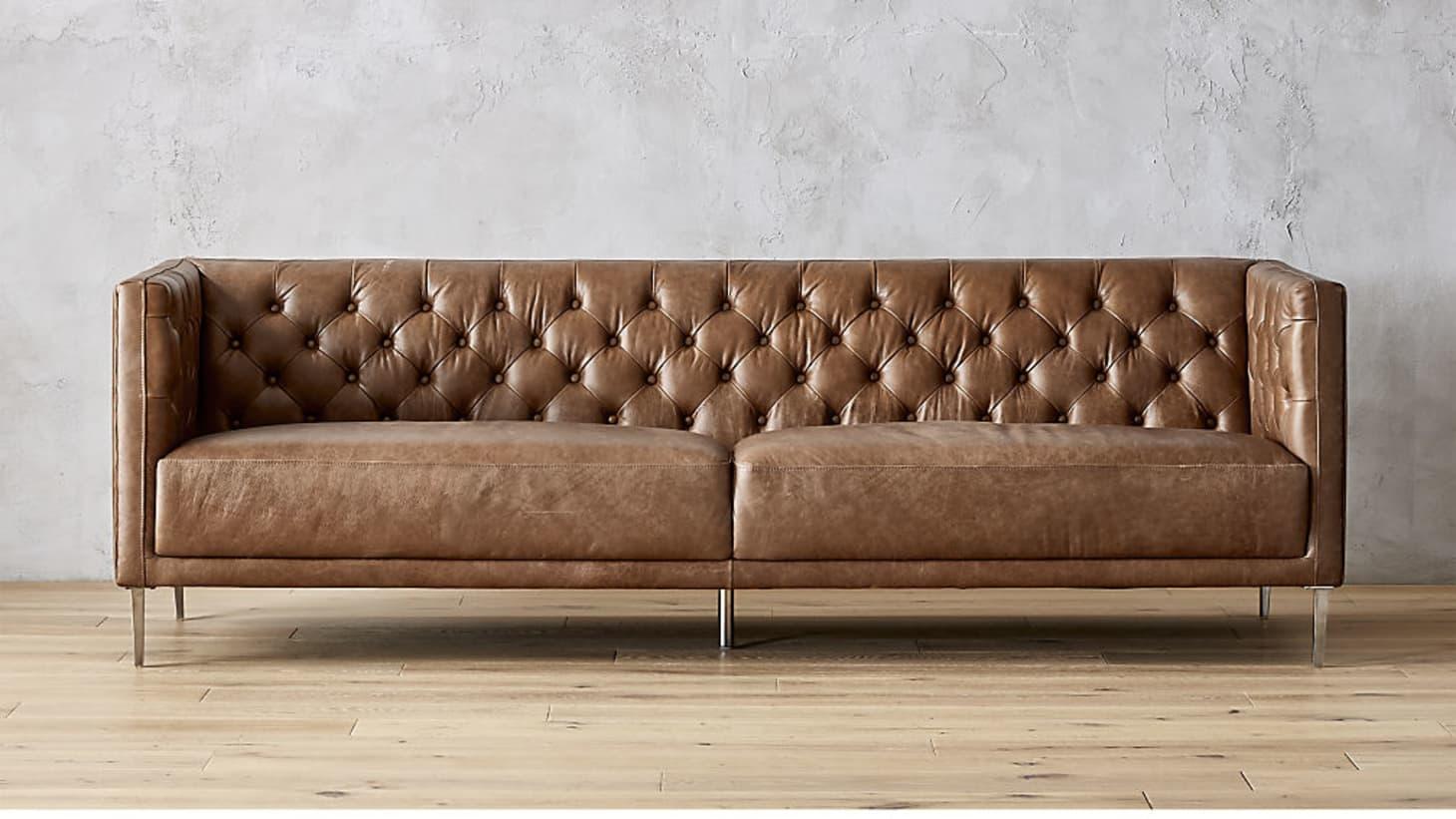 Tan Leather Sofa Trend Caramel Leather Sofa Apartment