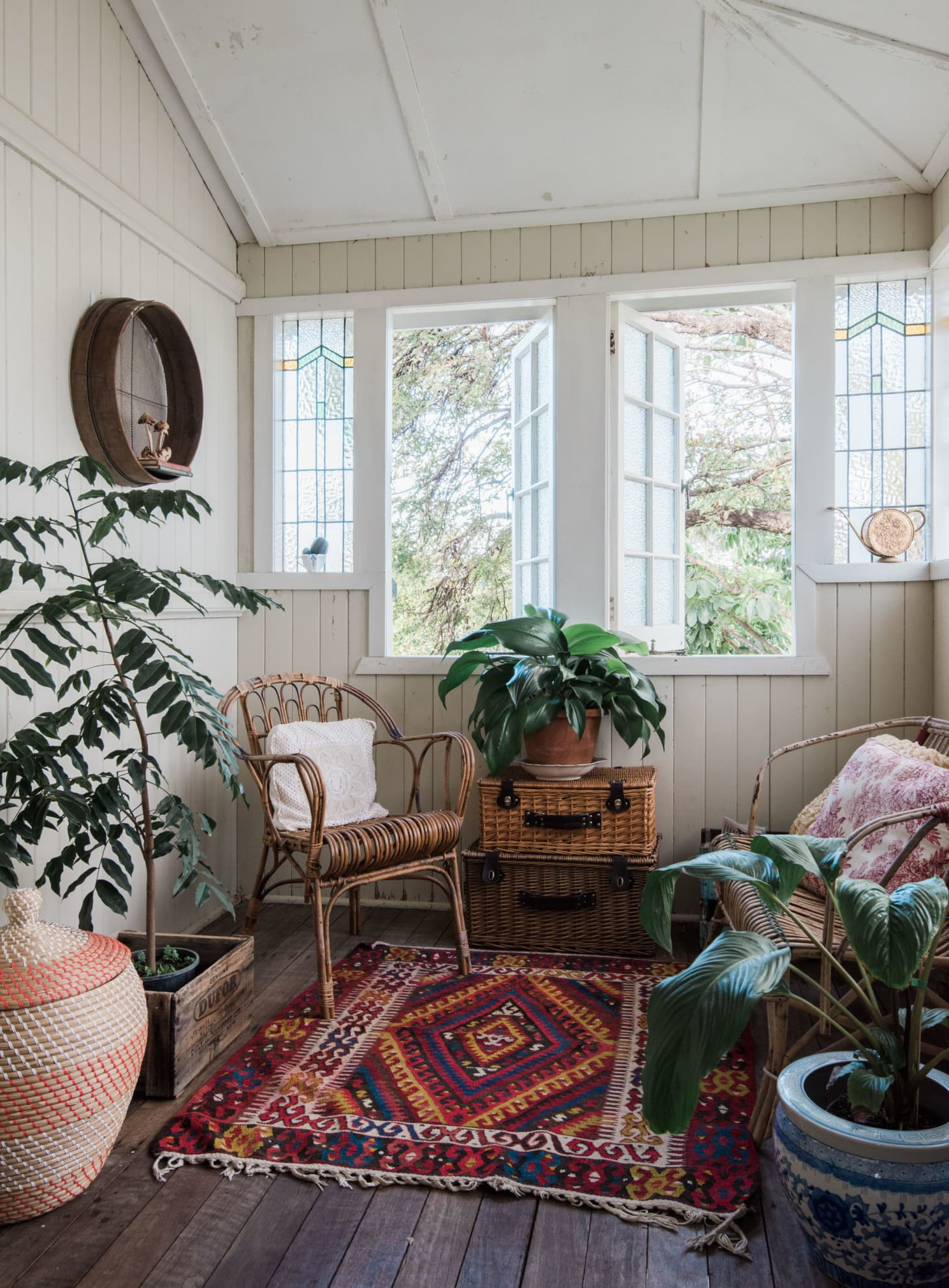 Bohemian Small Space Design Trend Boho Decorating