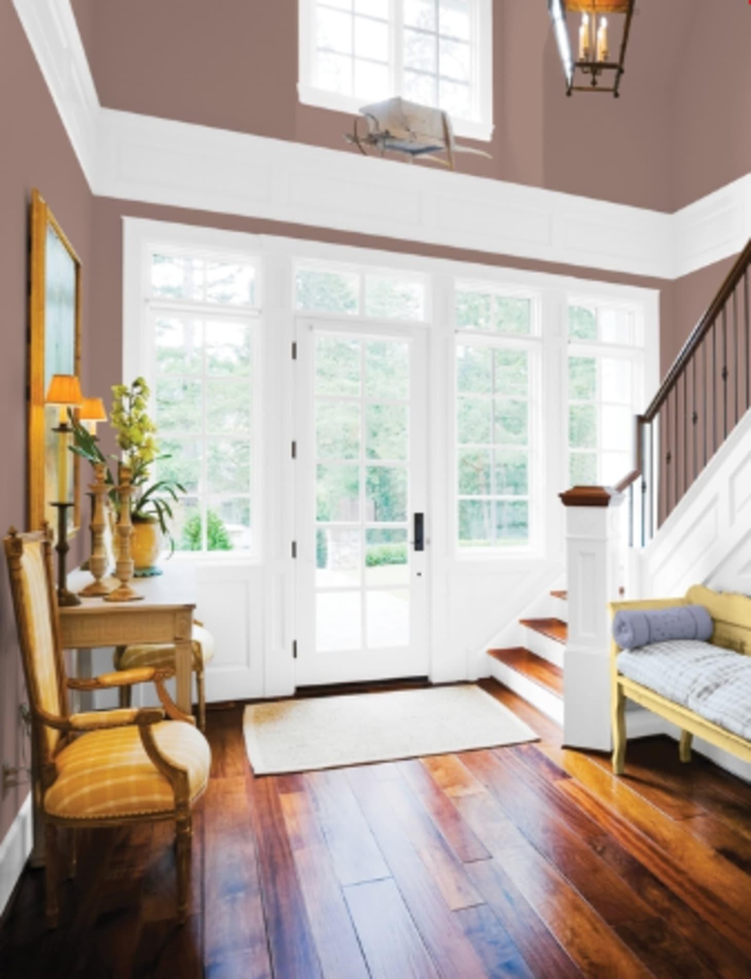 The best paint colors for modern farmhouse interiors - Farmhouse interior color schemes ...