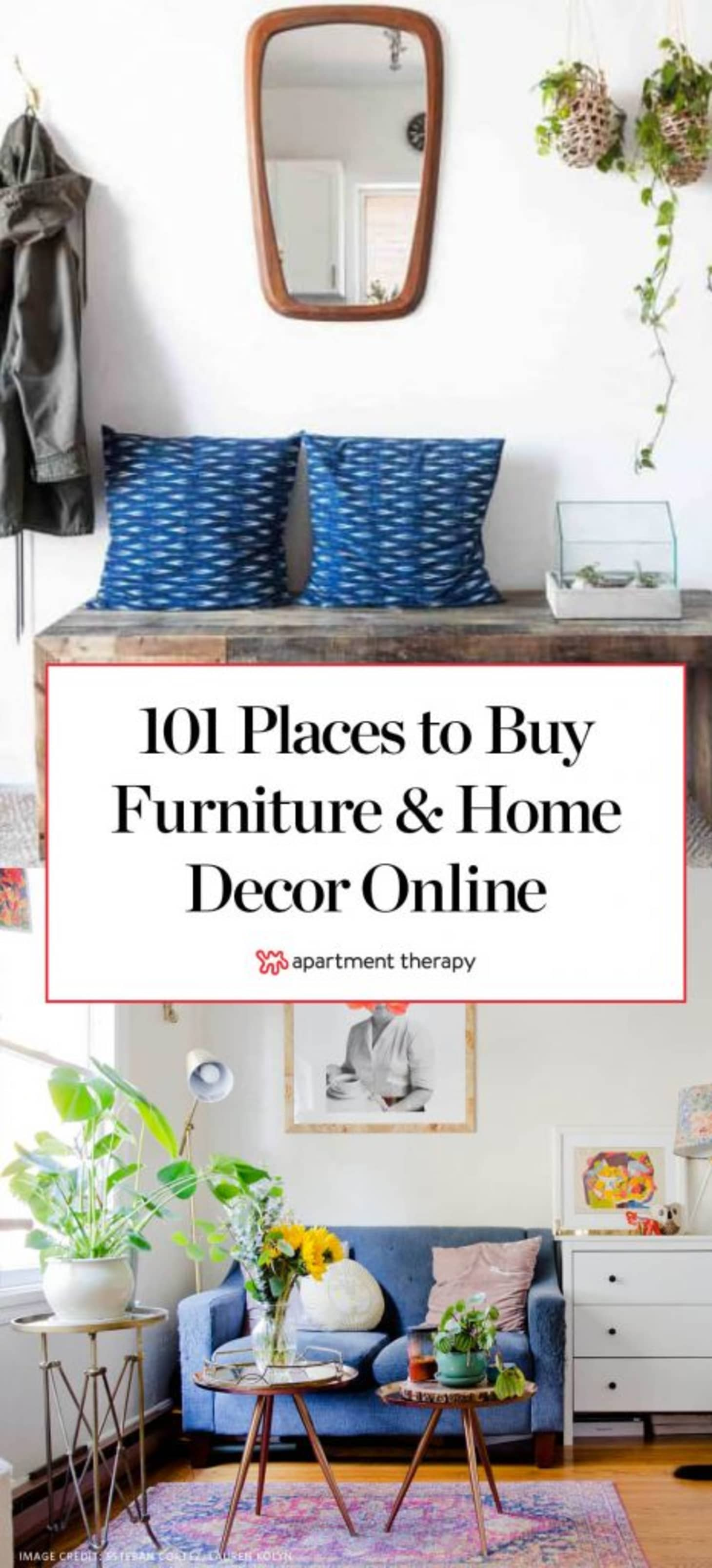 The Best Places To Buy Furniture And Home Decor Online Apartment