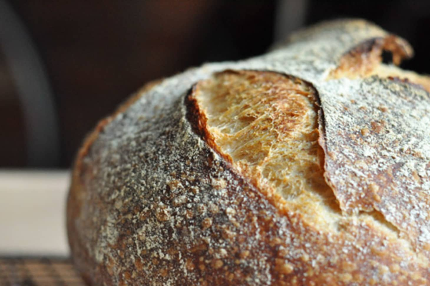 Tartine Bread Basic Country Bread Recipe Reviews Kitchn