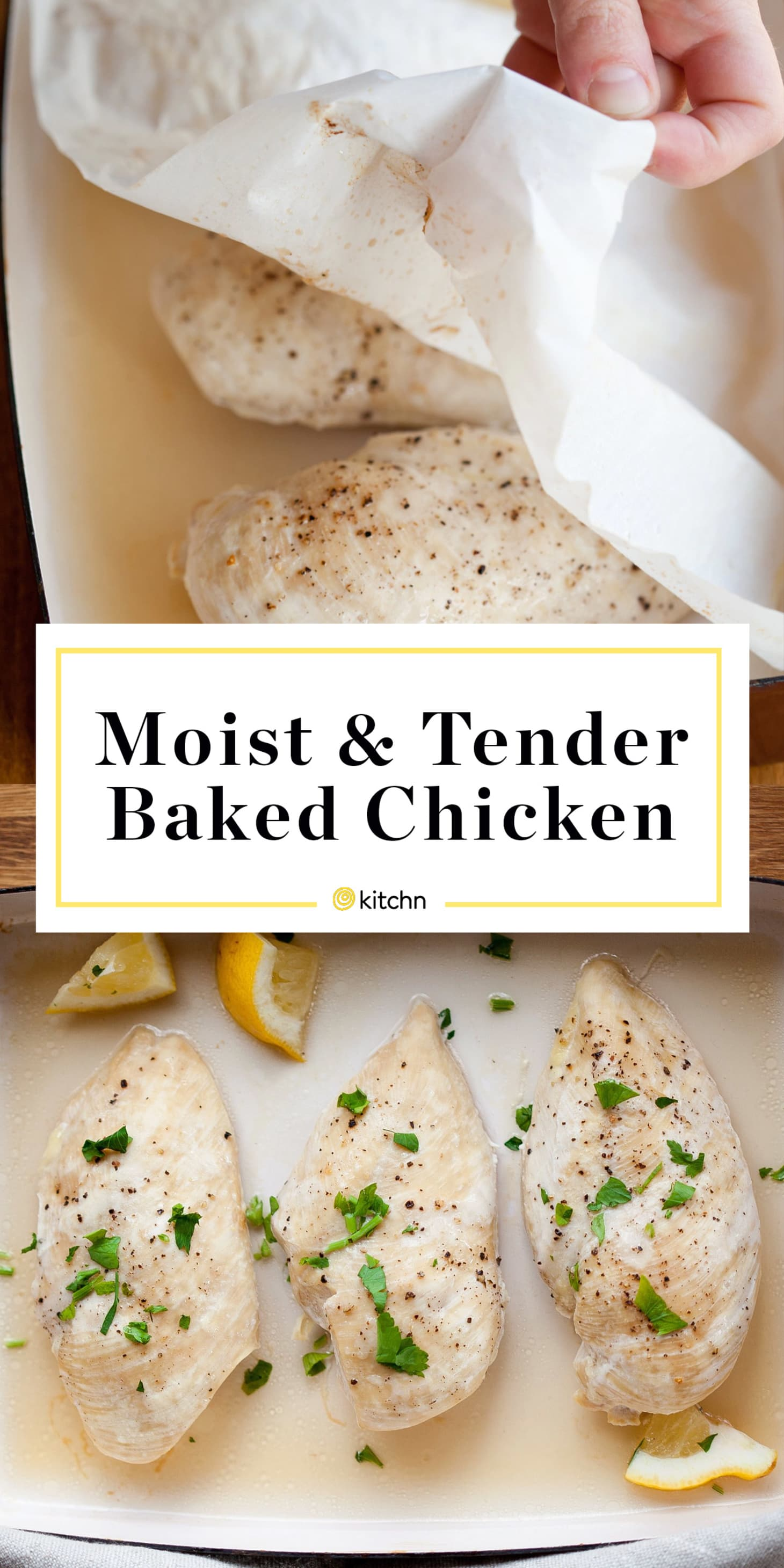 How To Bake Chicken Breasts in the Oven: The Simplest ...