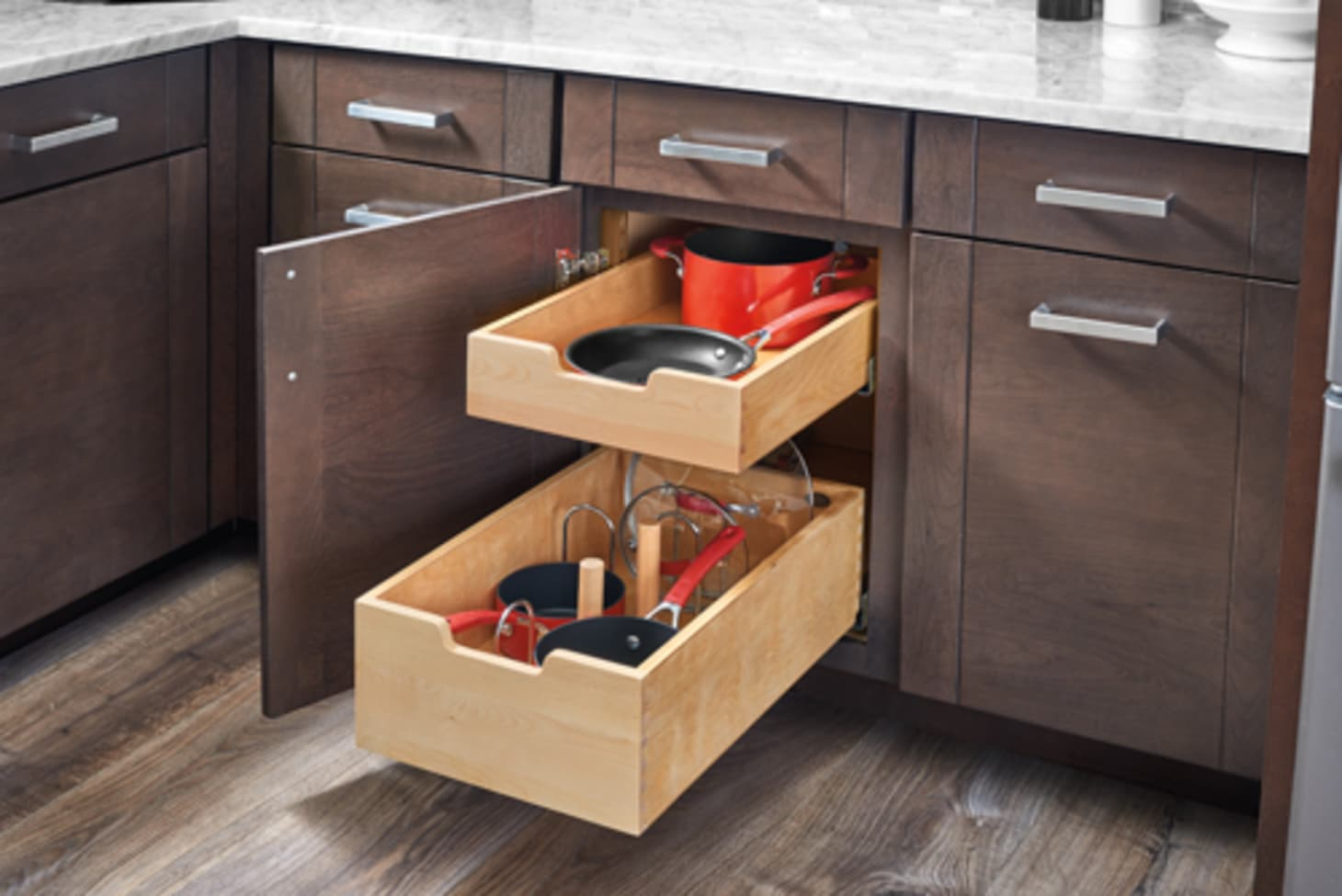 The Pros to Having Drawers Instead of Lower Cabinets | Kitchn