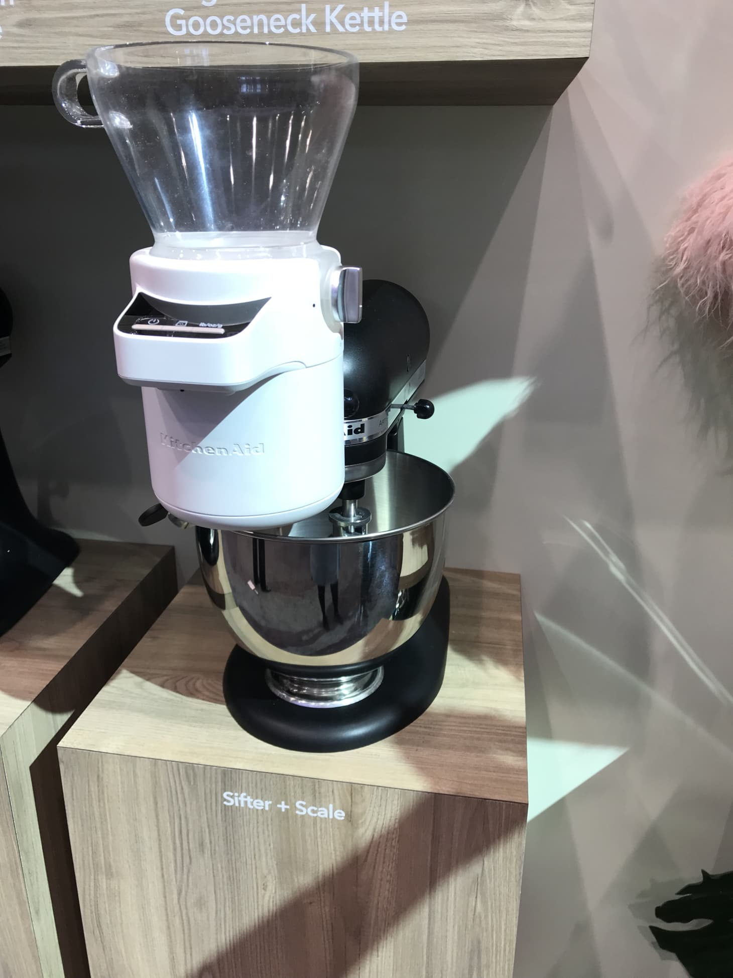 Small Exhibition Stand Mixer : New kitchenaid stand mixer colors kitchn