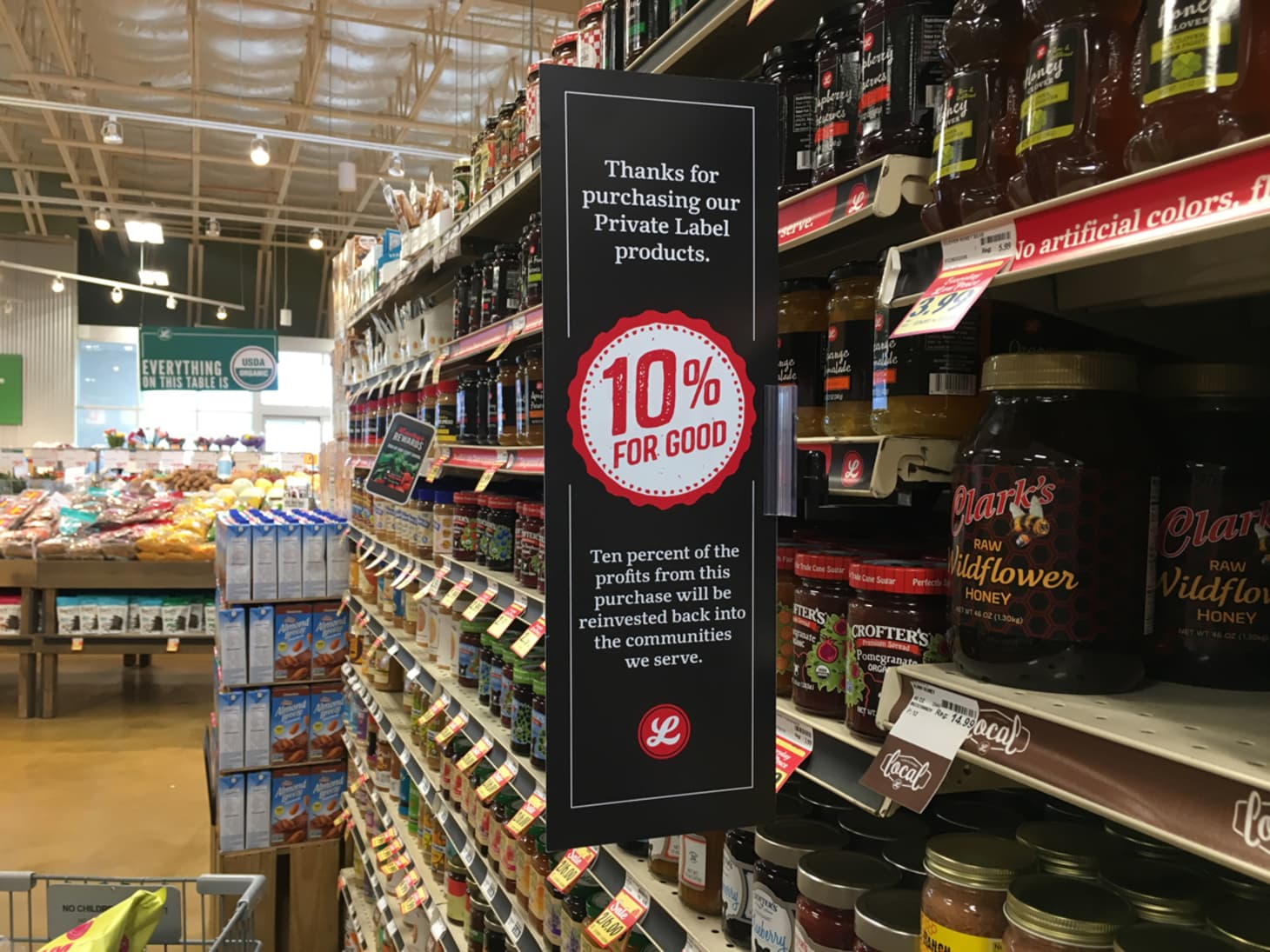 18785f7af3a Best Small Grocery Chain - Luckys Market   Kitchn
