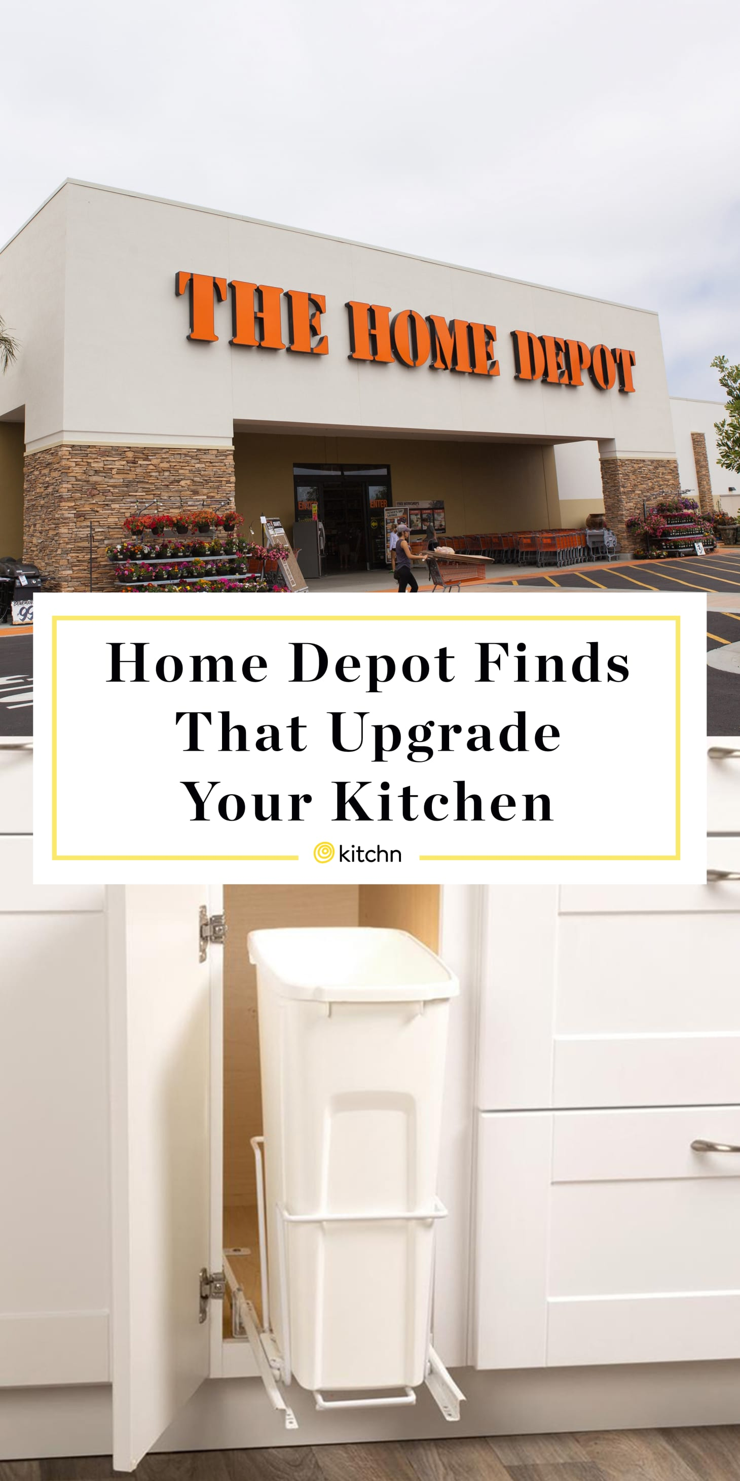 Home Depot Easy Diy Kits Kitchn