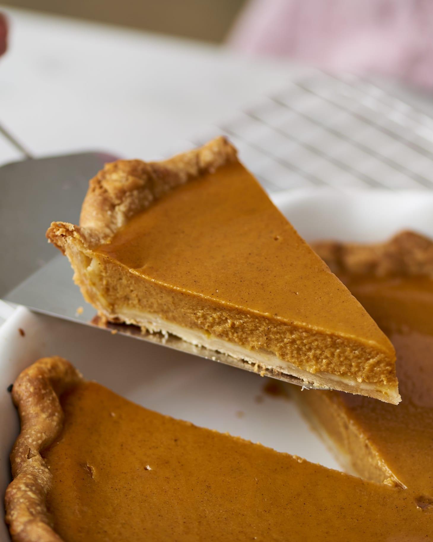 How To Make Homemade Pumpkin Pie From Scratch