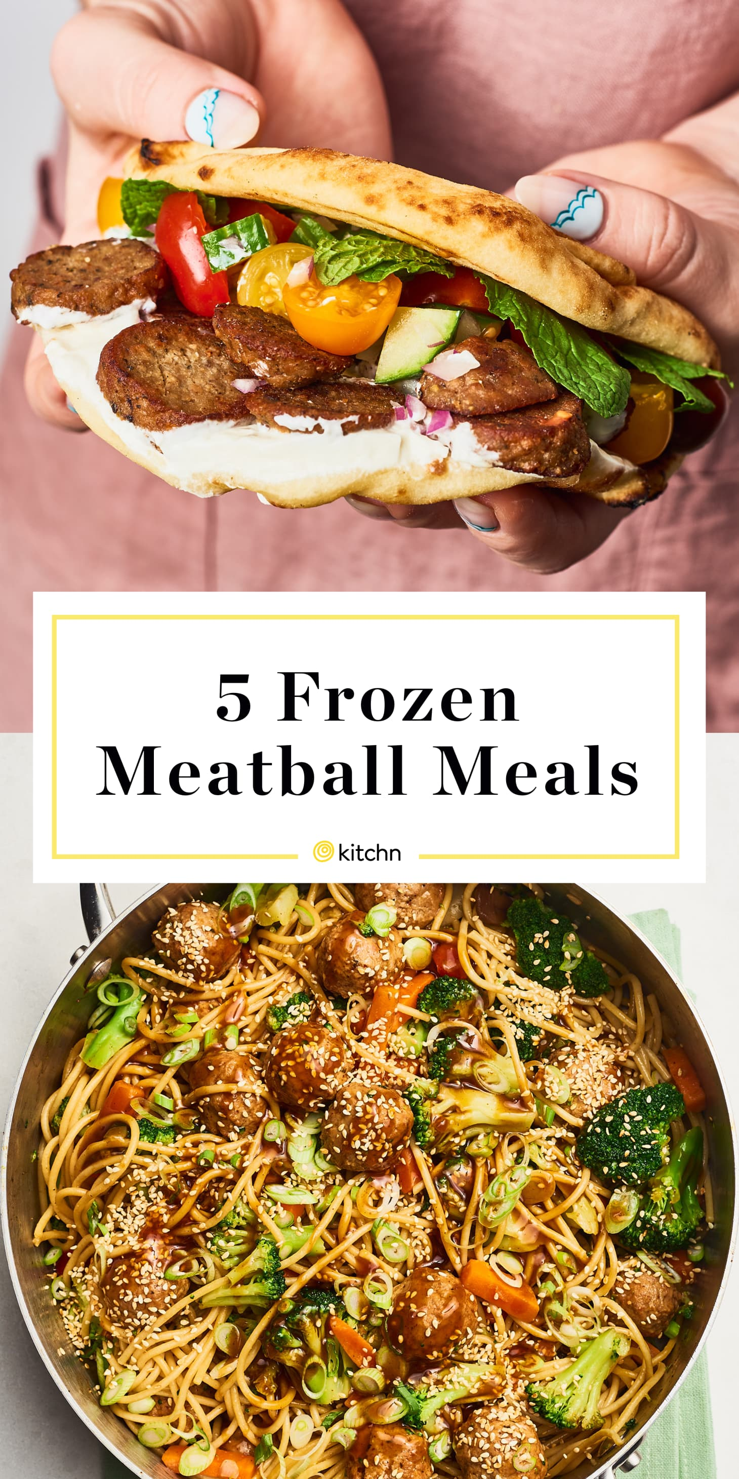 Easy Dinner Ideas to Make from Frozen Meatballs | Kitchn